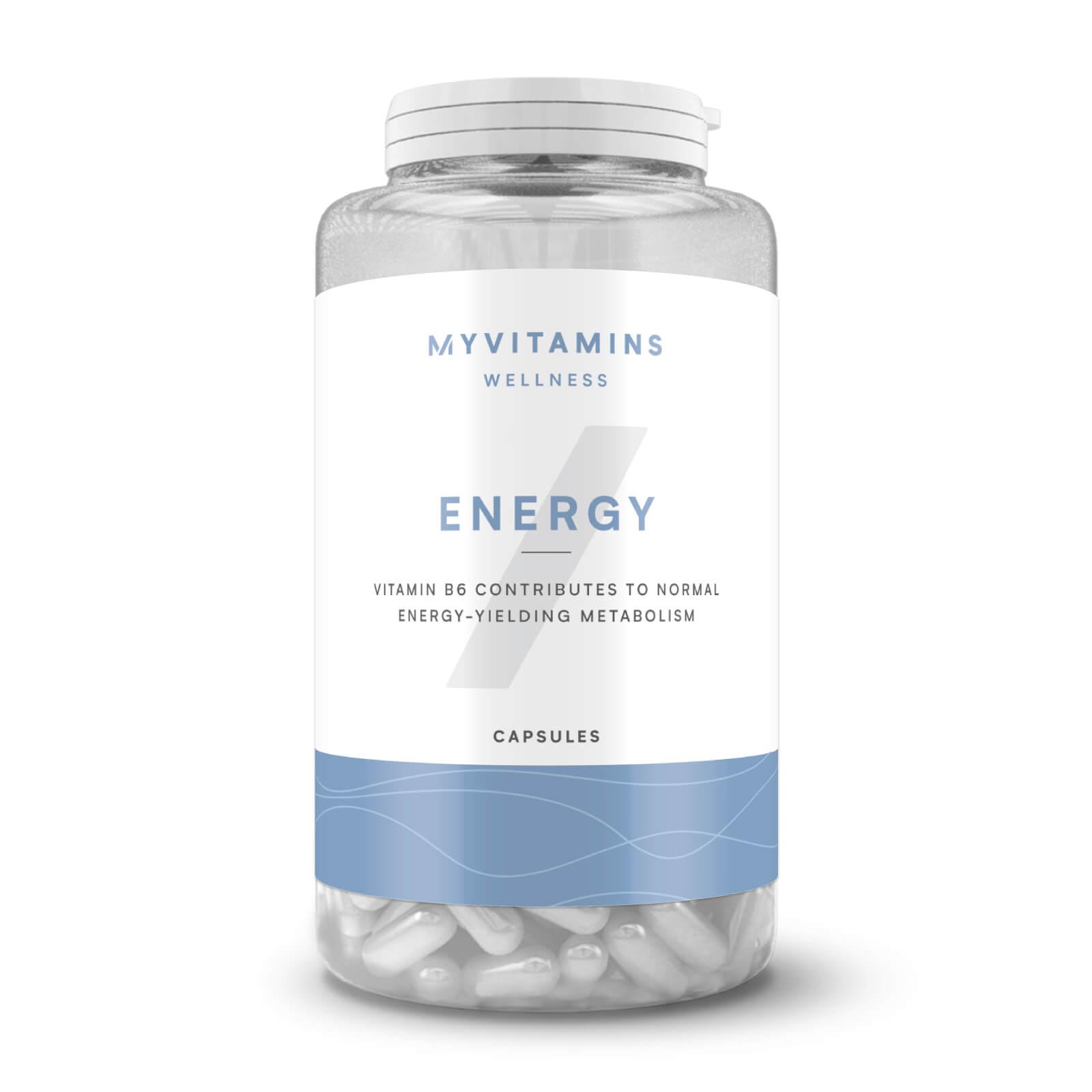 Energy - 90Capsules