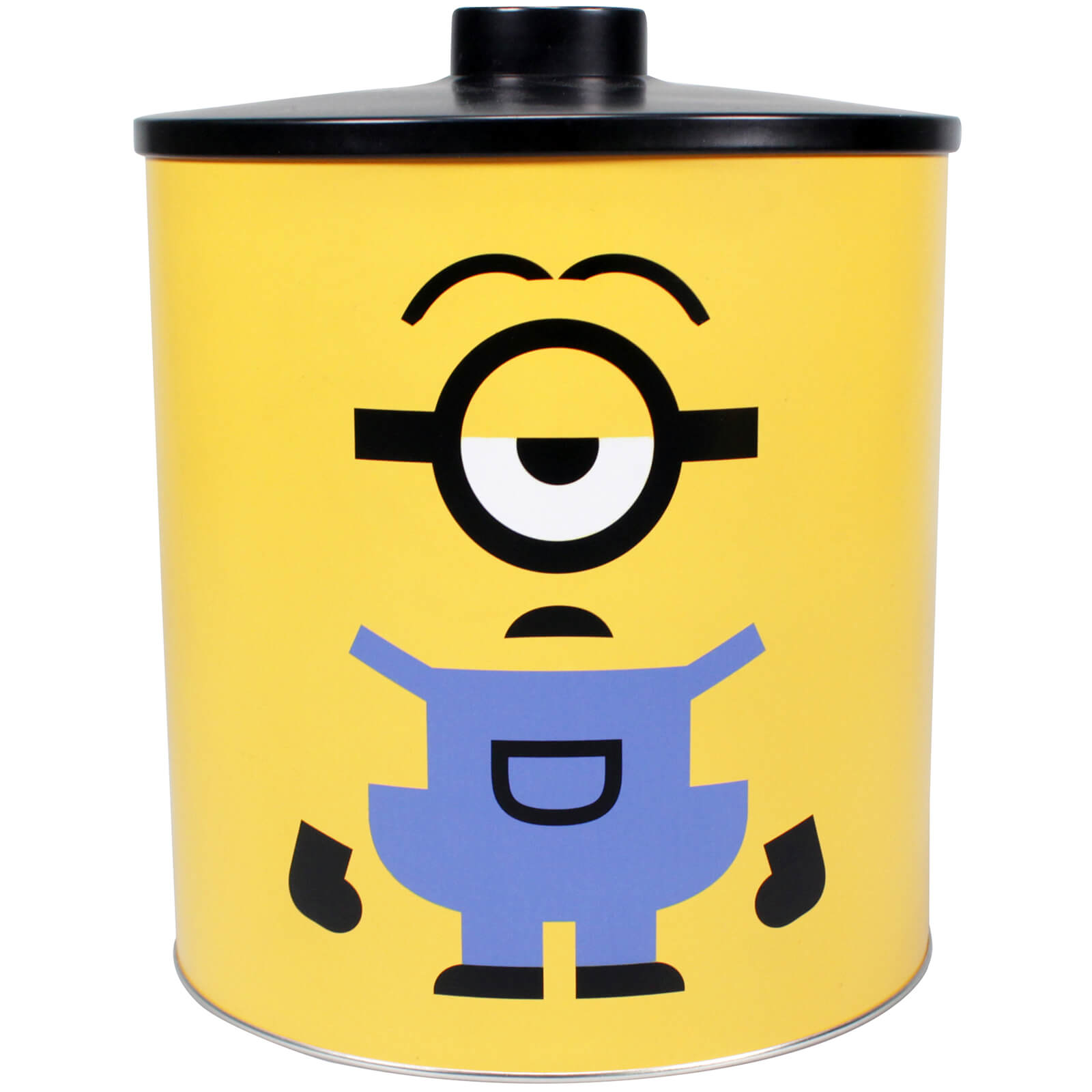 Image of Minions Biscuit Barrell