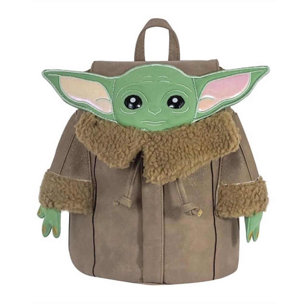 Danielle Nicole Star Wars Mandalorian The Child Figural Backpack