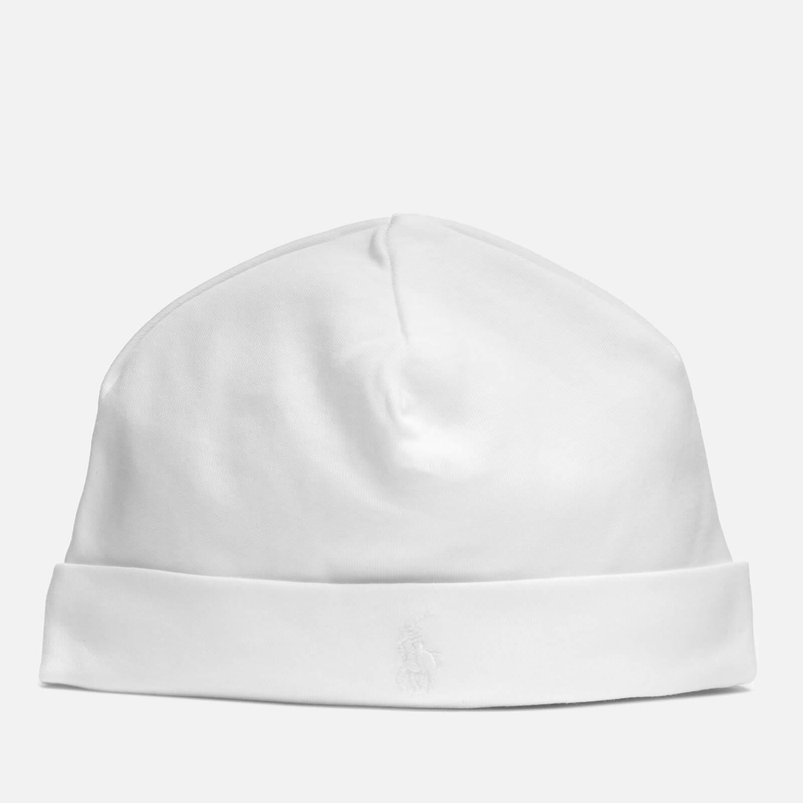 Polo Ralph Lauren Logo Hat - White