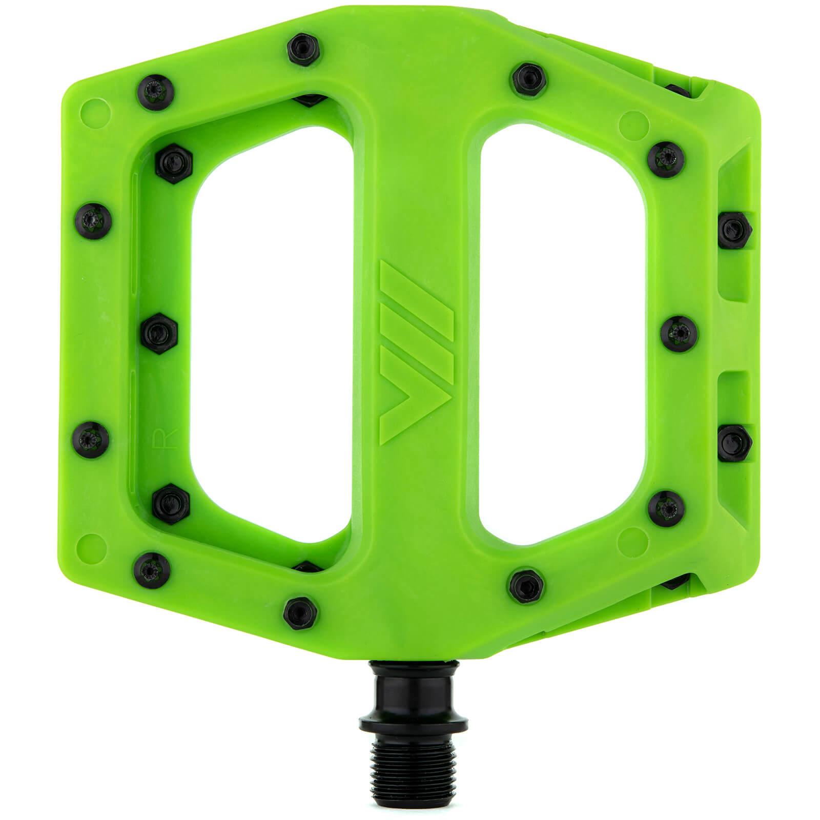 DMR V11 Flat Pedal - Green