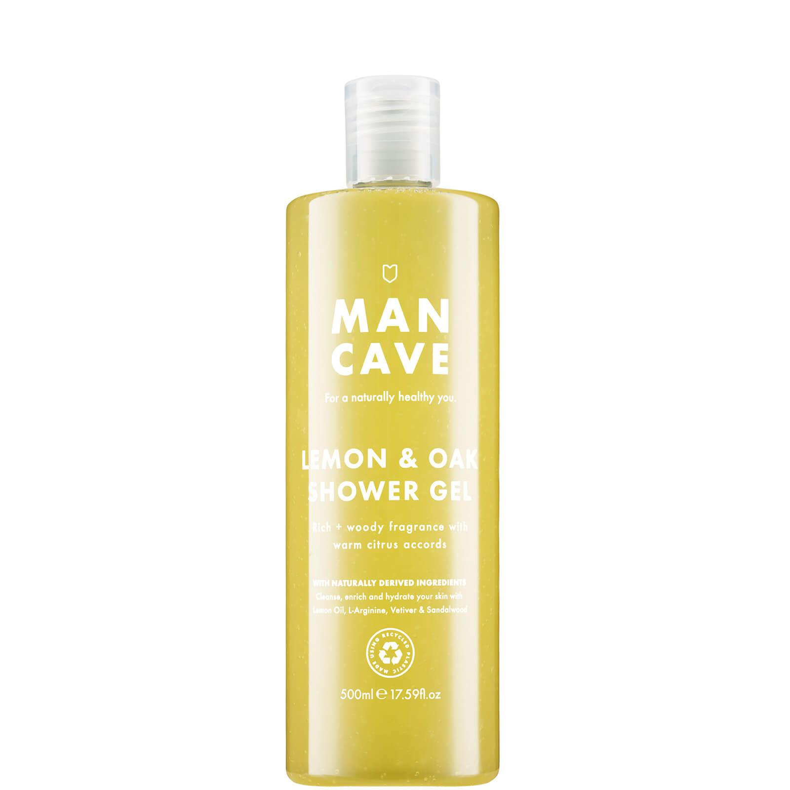 Купить ManCave Lemon & Oak Shower Gel 500ml