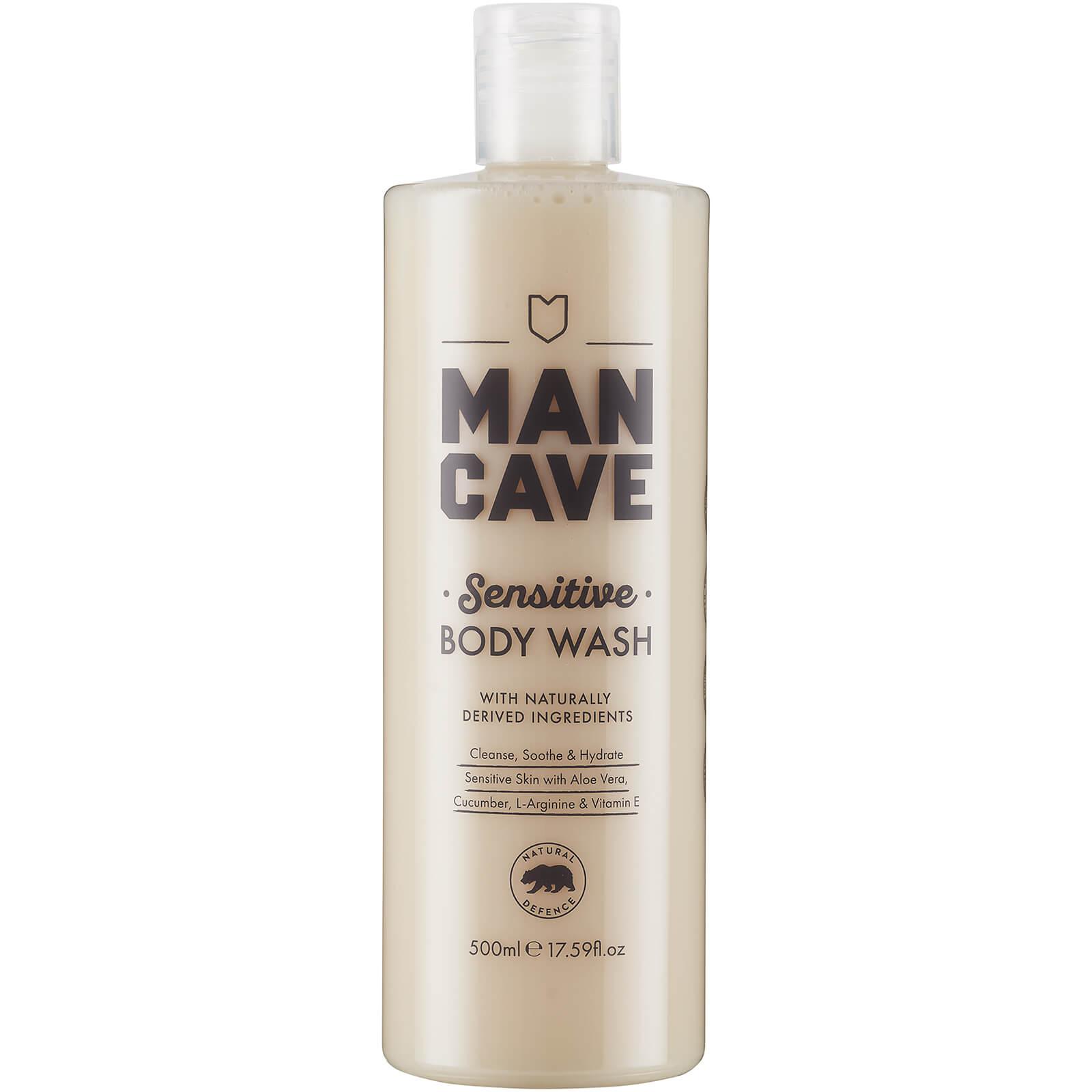 ManCave Aloe and Pine Shower Gel 500ml