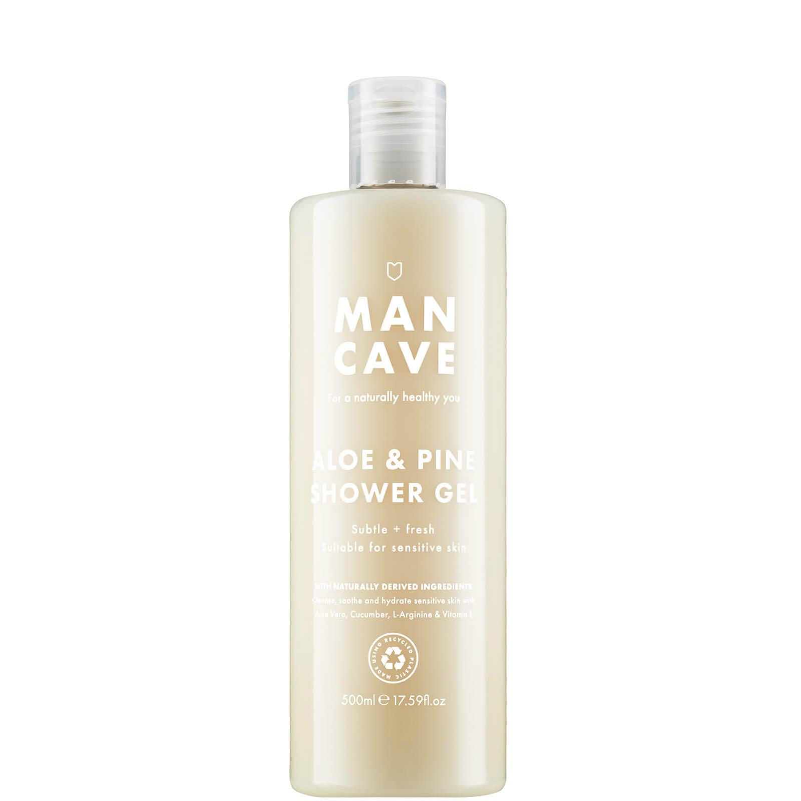 Купить ManCave Aloe and Pine Shower Gel 500ml