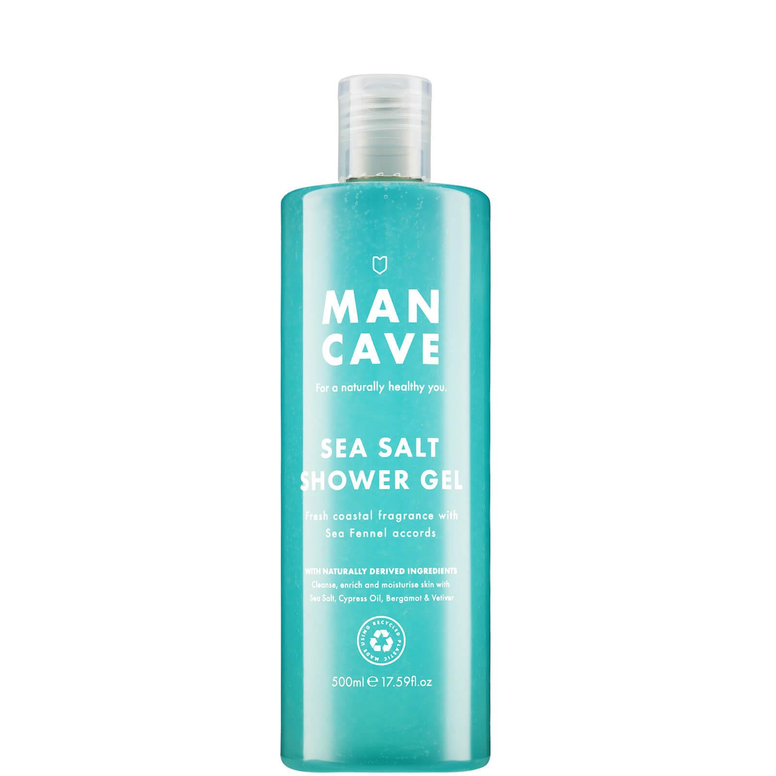 Купить ManCave Sea Salt Shower Gel 500ml