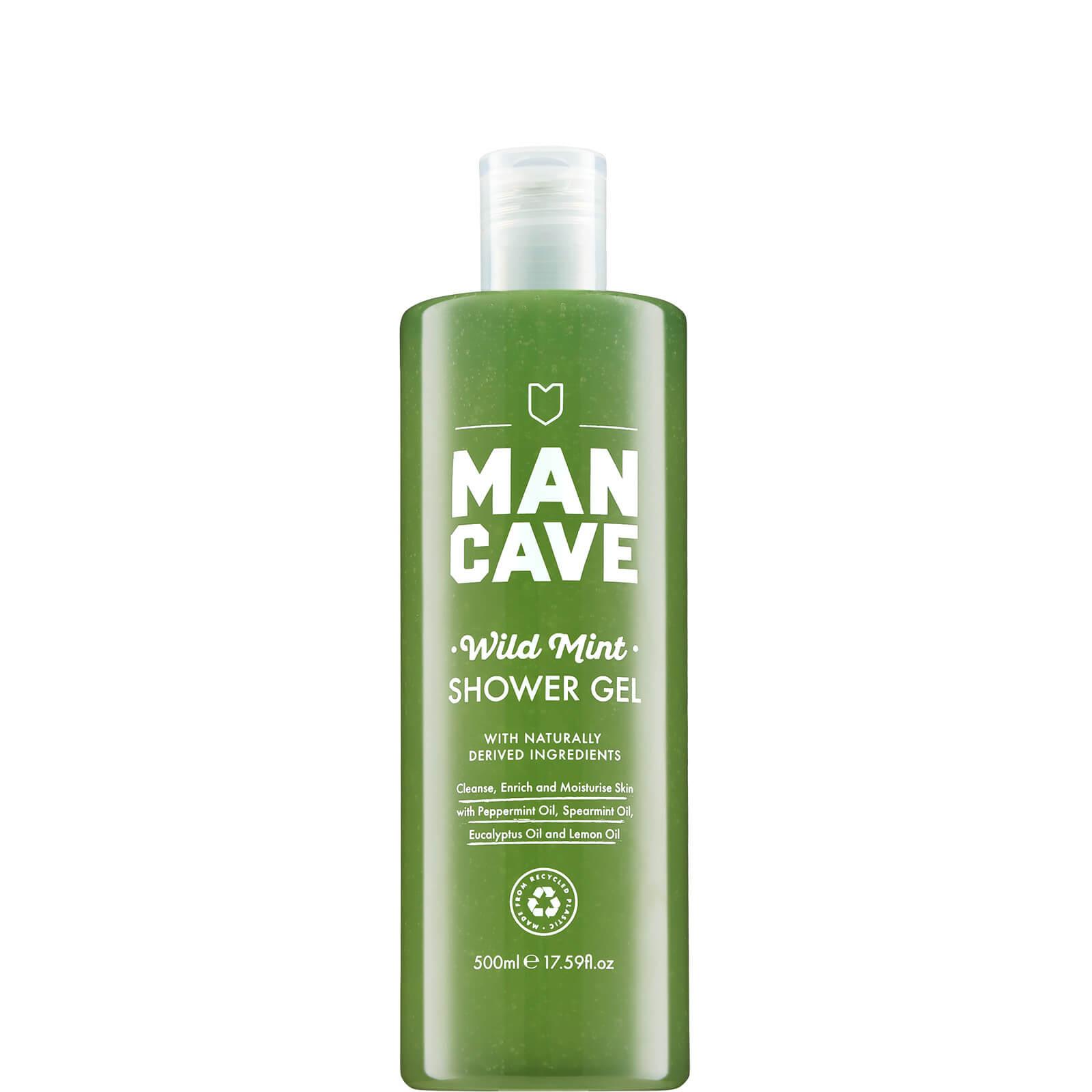 Купить ManCave Wild Mint Shower Gel 500ml