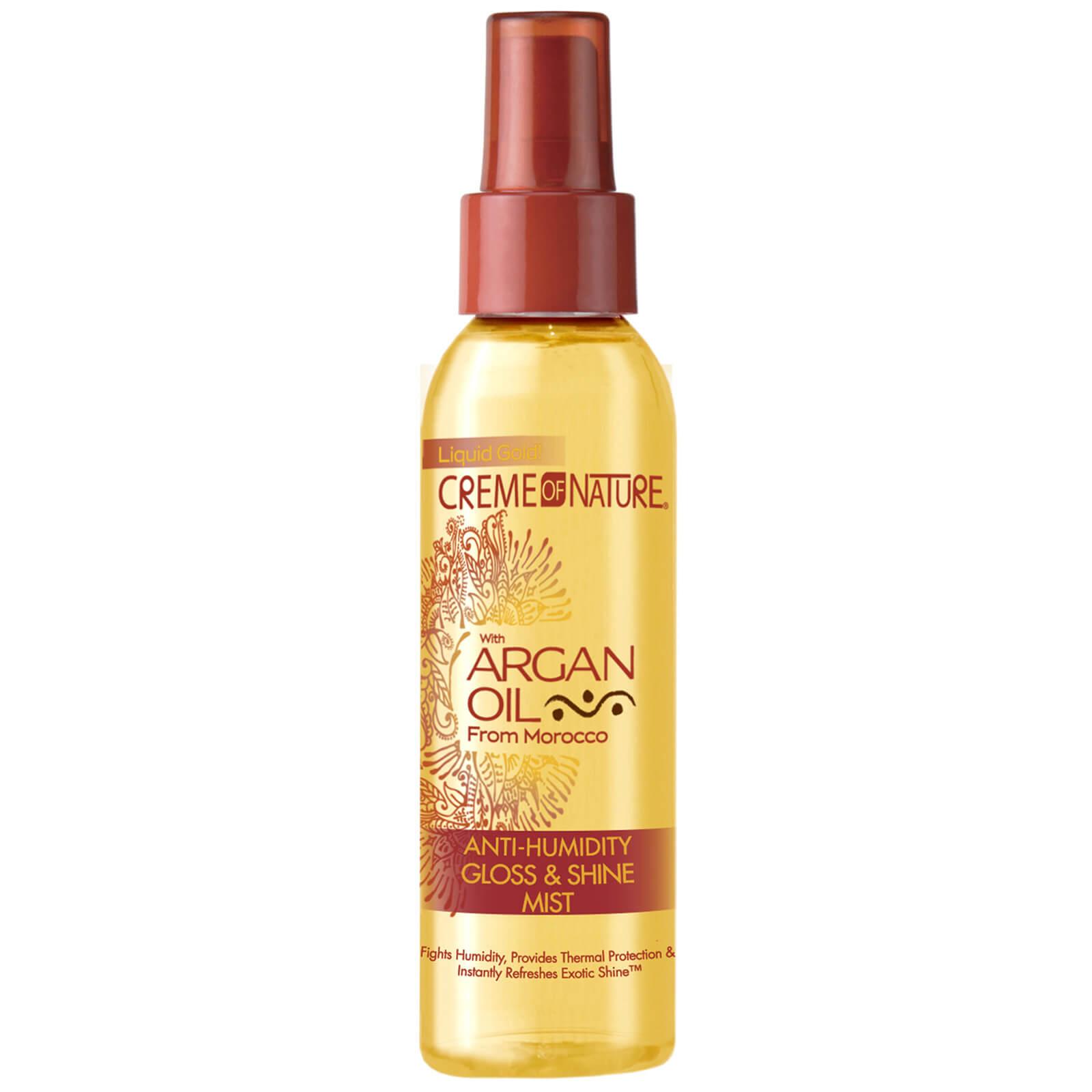 Crème of Nature Argan Oil Anti-Humidity Gloss & Shine Mist 113ml
