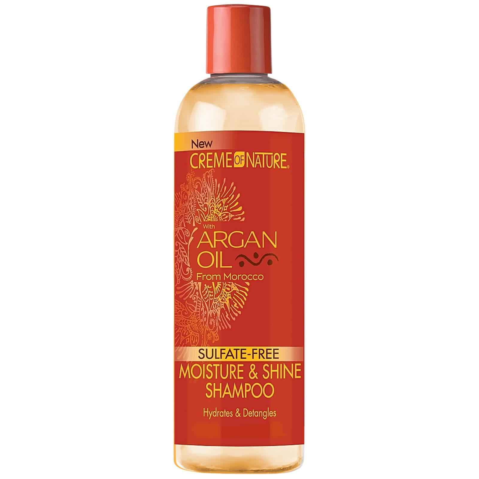Купить Crème of Nature Argan Oil Moisture and Shine Shampoo Sulfate-Free 354ml