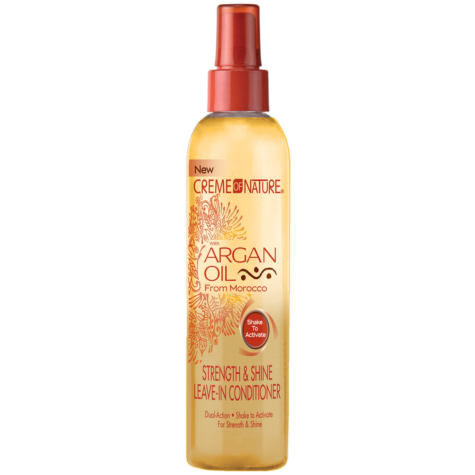 Купить Crème of Nature Argan oil Strength & Shine Leave-in Conditioner 250ml