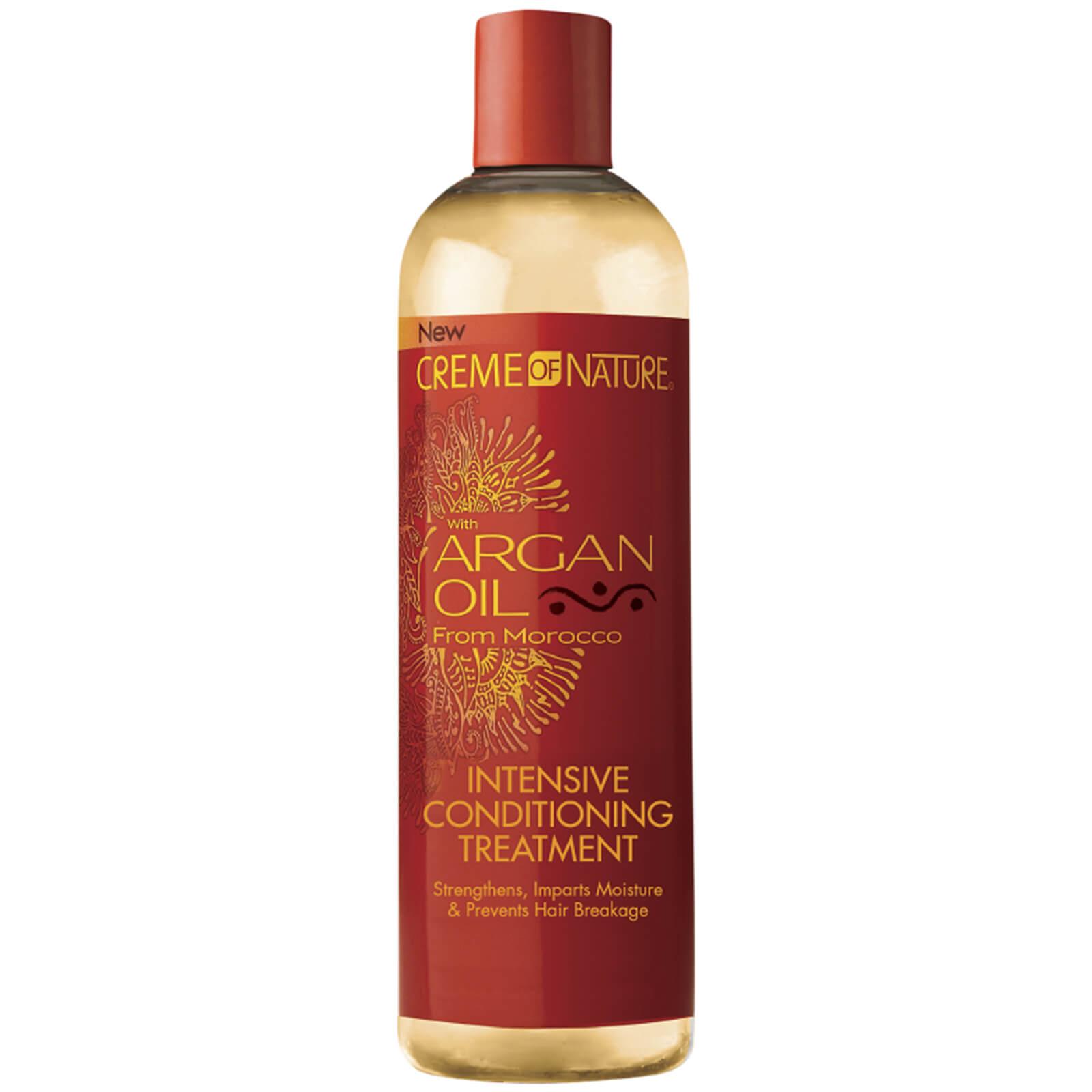 Купить Crème of Nature Argan Oil Intensive Conditioning Treatment 354ml
