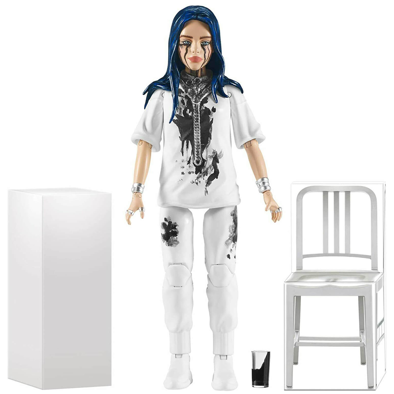 Bandai Billie Eilish 6  Figure (When the Party is Over)