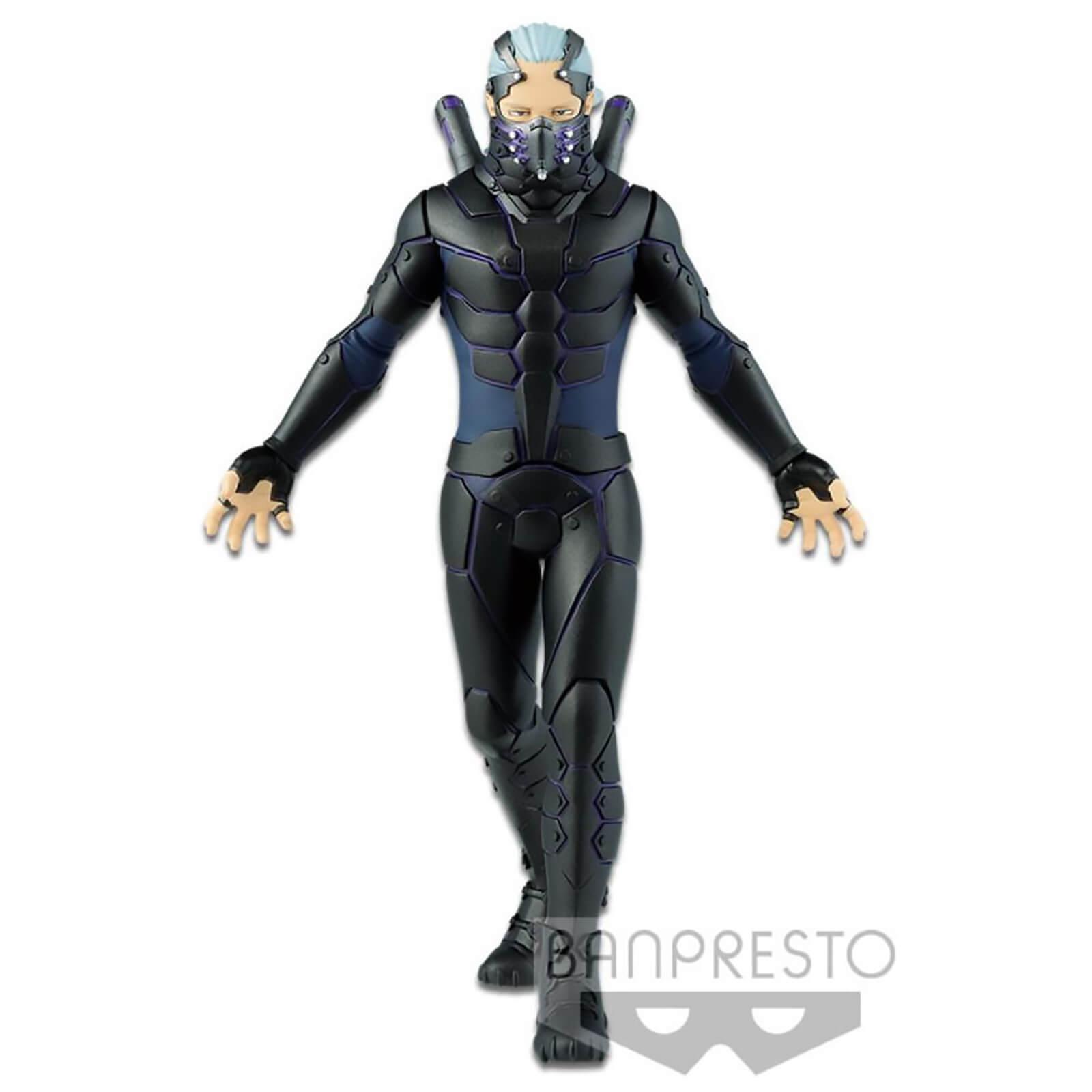 Statuetta My Hero Academia The Movie Heroes: Rising Vs Hero-Nine - Banpresto