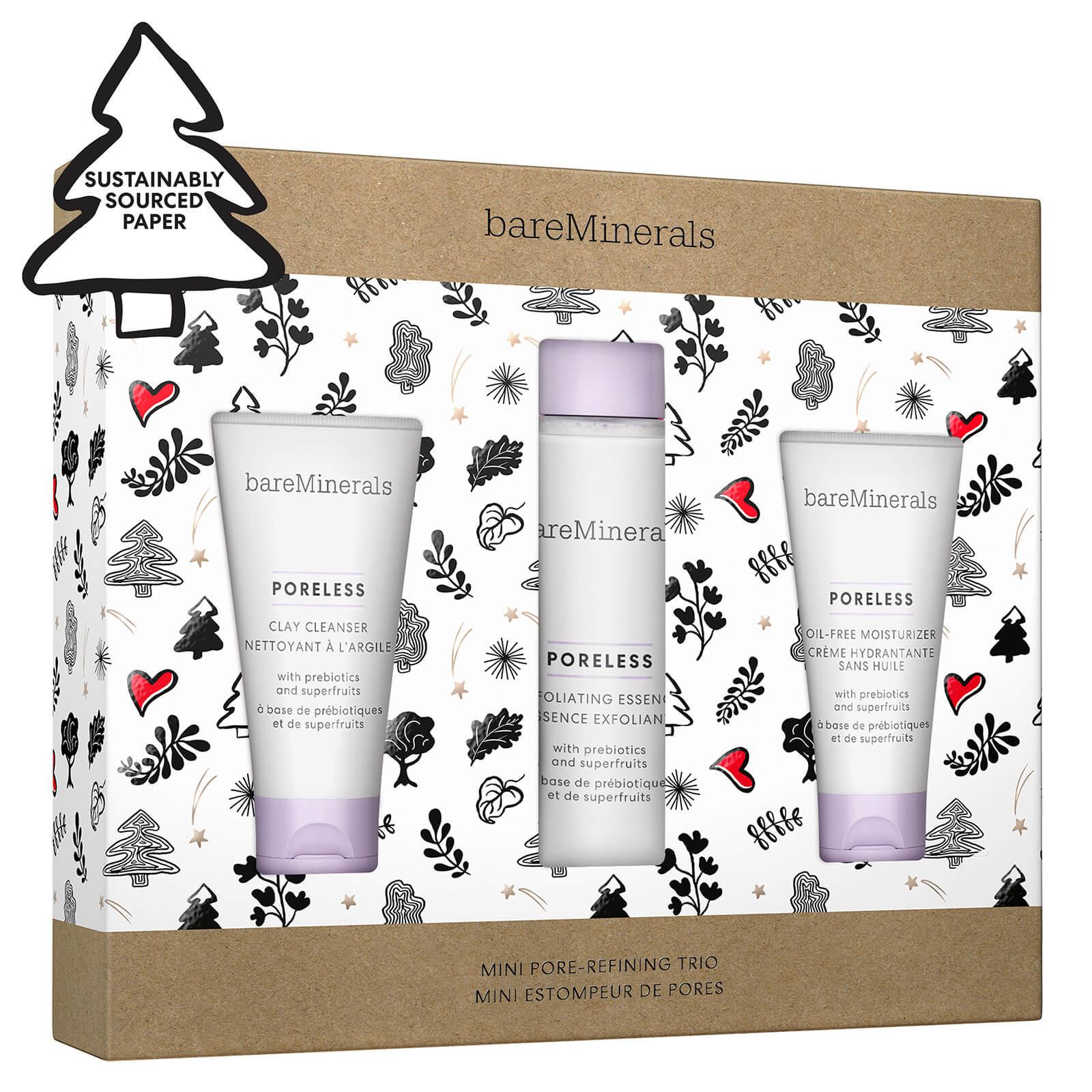 bareMinerals Mini Pore-Refining Skincare Gift Set (Worth £33.00)