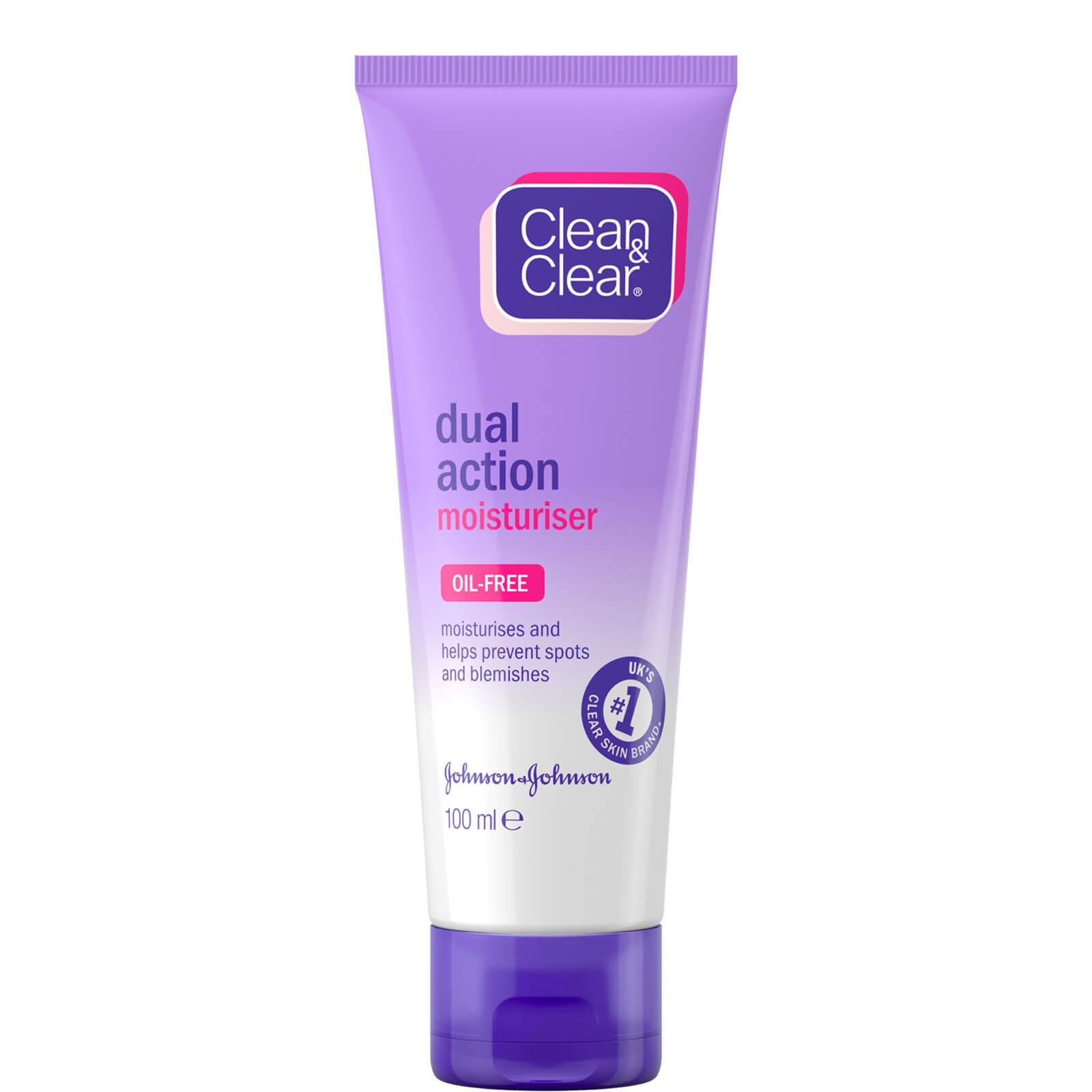 Купить Clean & Clear Dual Action Moisturiser 100ml