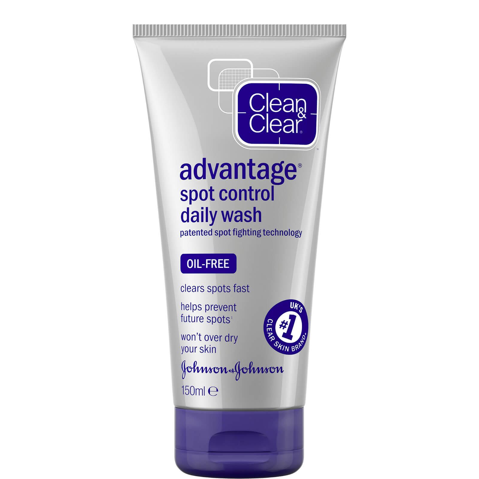 Clean & Clear ADVANTAGE DAILY WASH 150ML