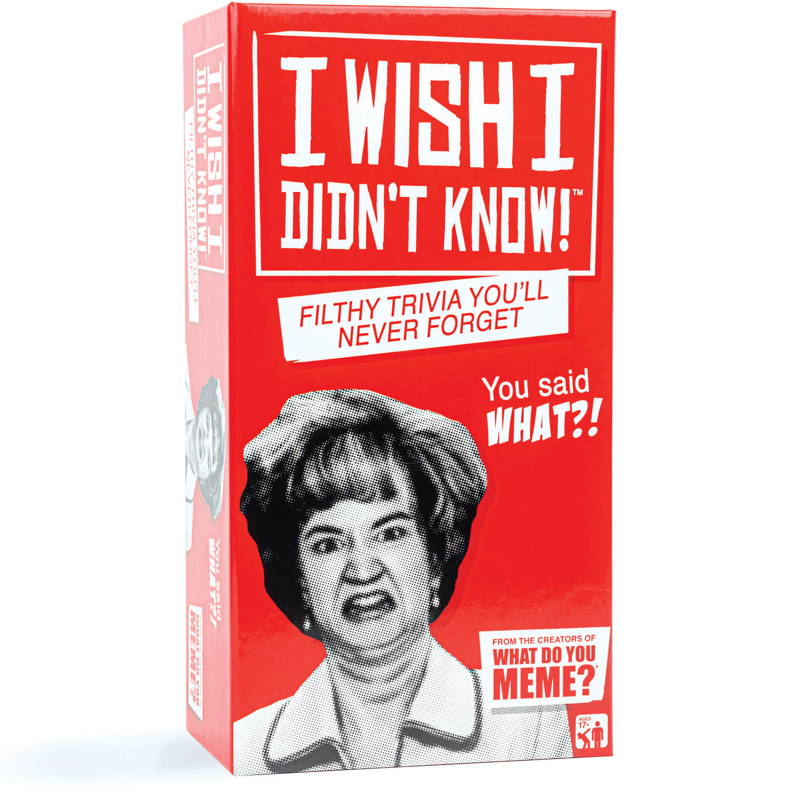 Image of I Wish I Didn't Know Party Game