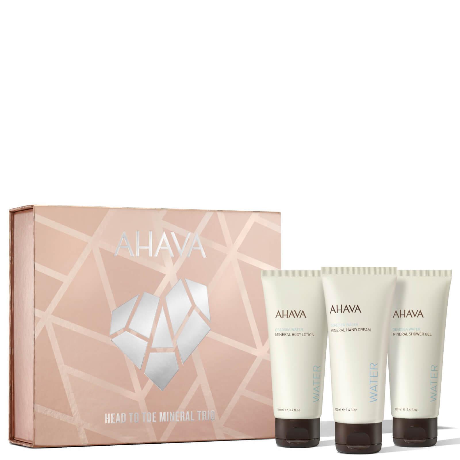 Купить AHAVA Head to Toe Mineral Trio