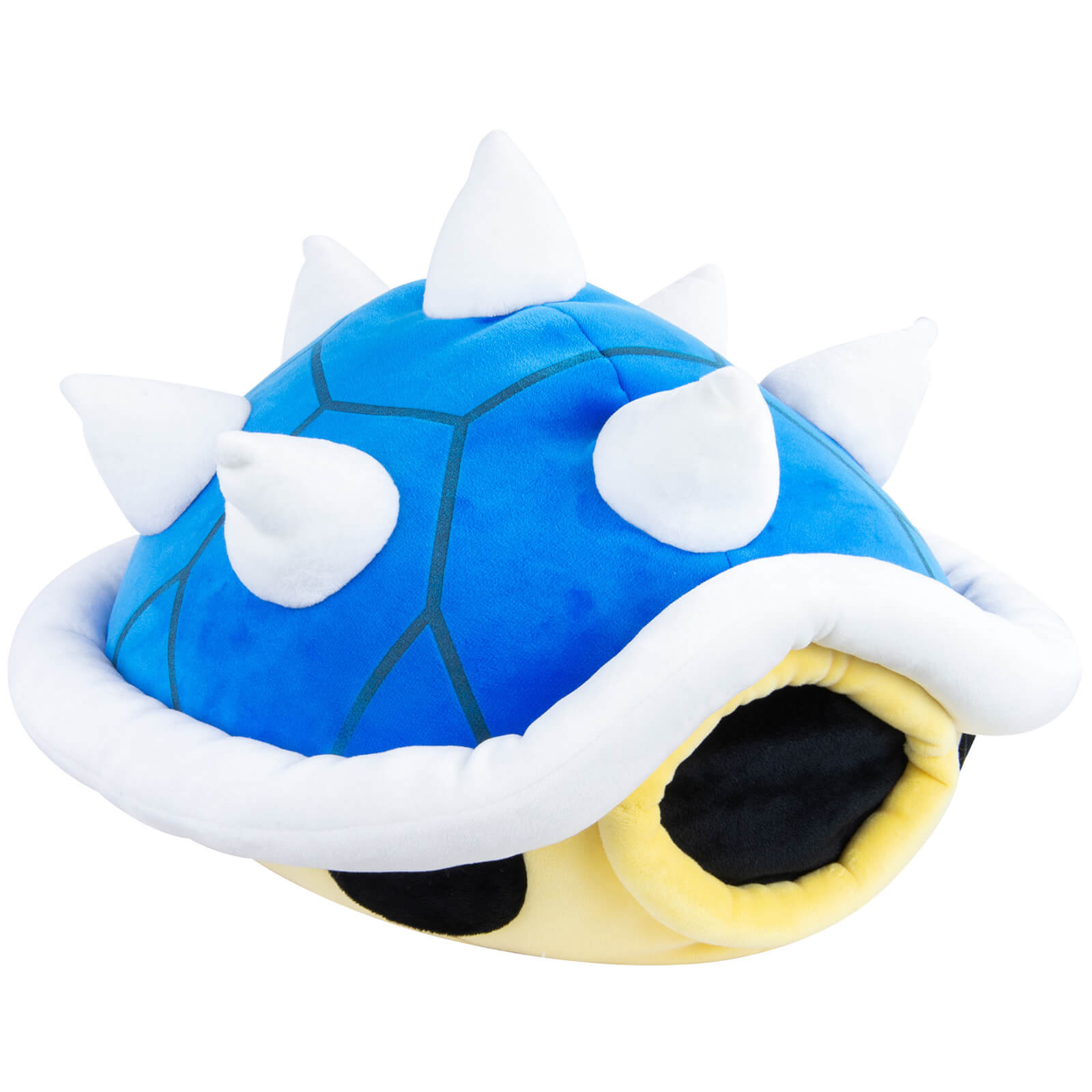 Image of Mario Kart Large Plush Spiny Shell Toy