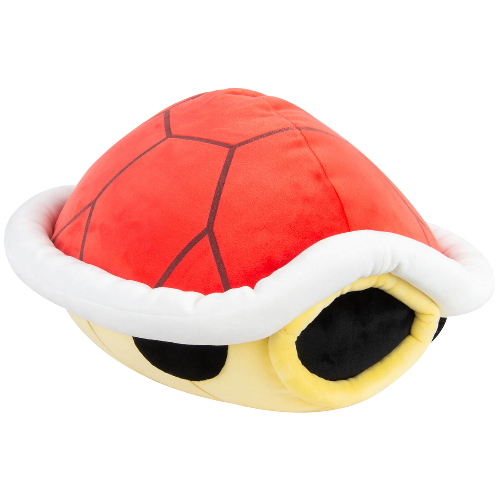 Image of Mario Kart Large Plush Red Shell Toy