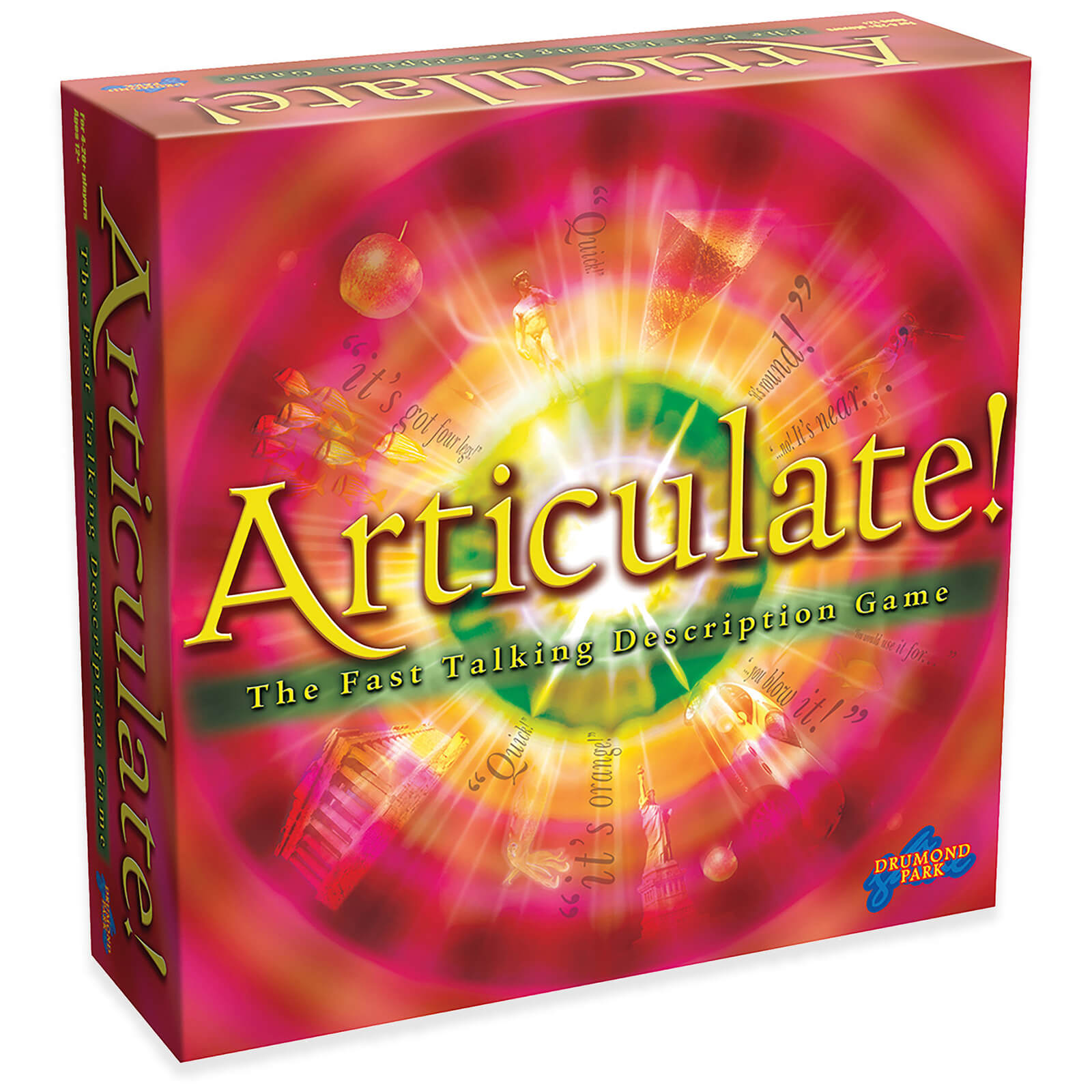 Image of Articulate Board Game
