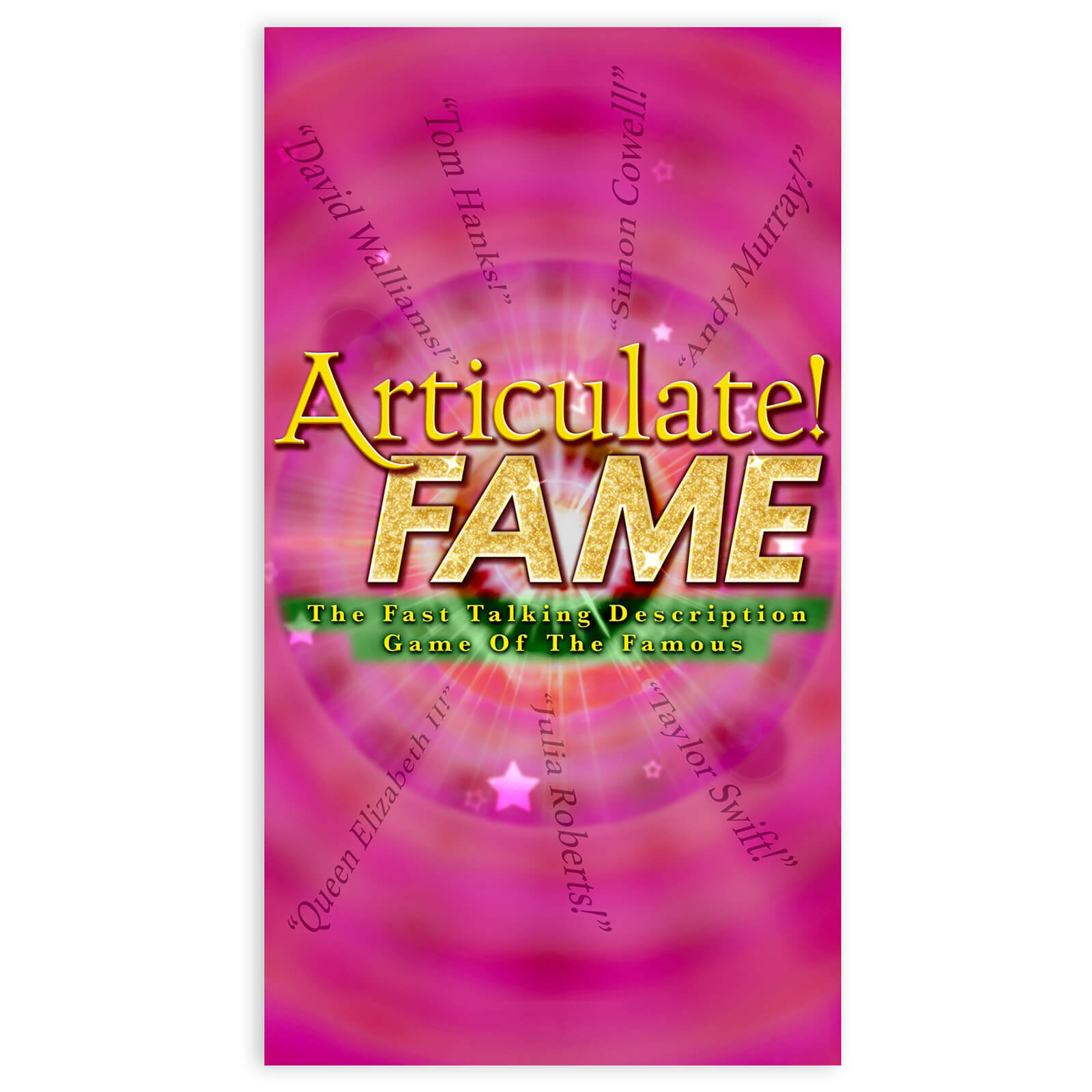 Image of Articulate Fame Board Game