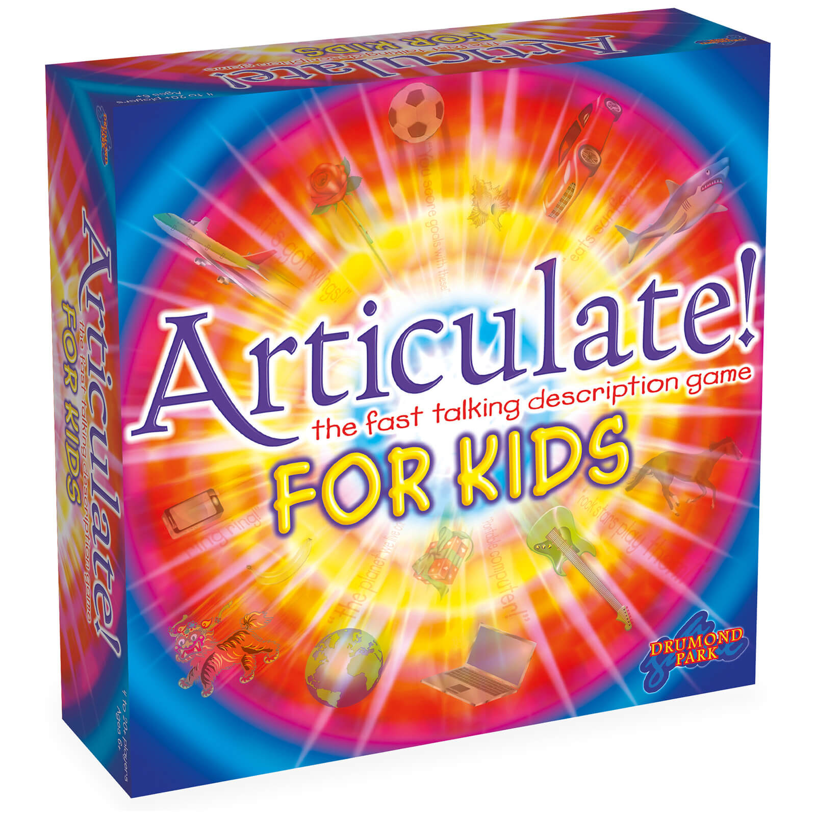 Image of Articulate for Kids Game