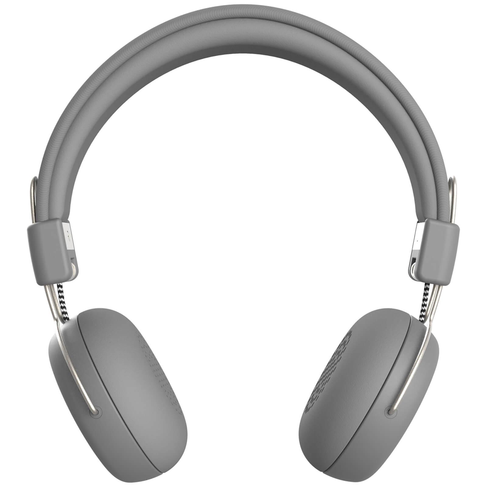 Kreafunk aWEAR Bluetooth Headphones - Cool Grey