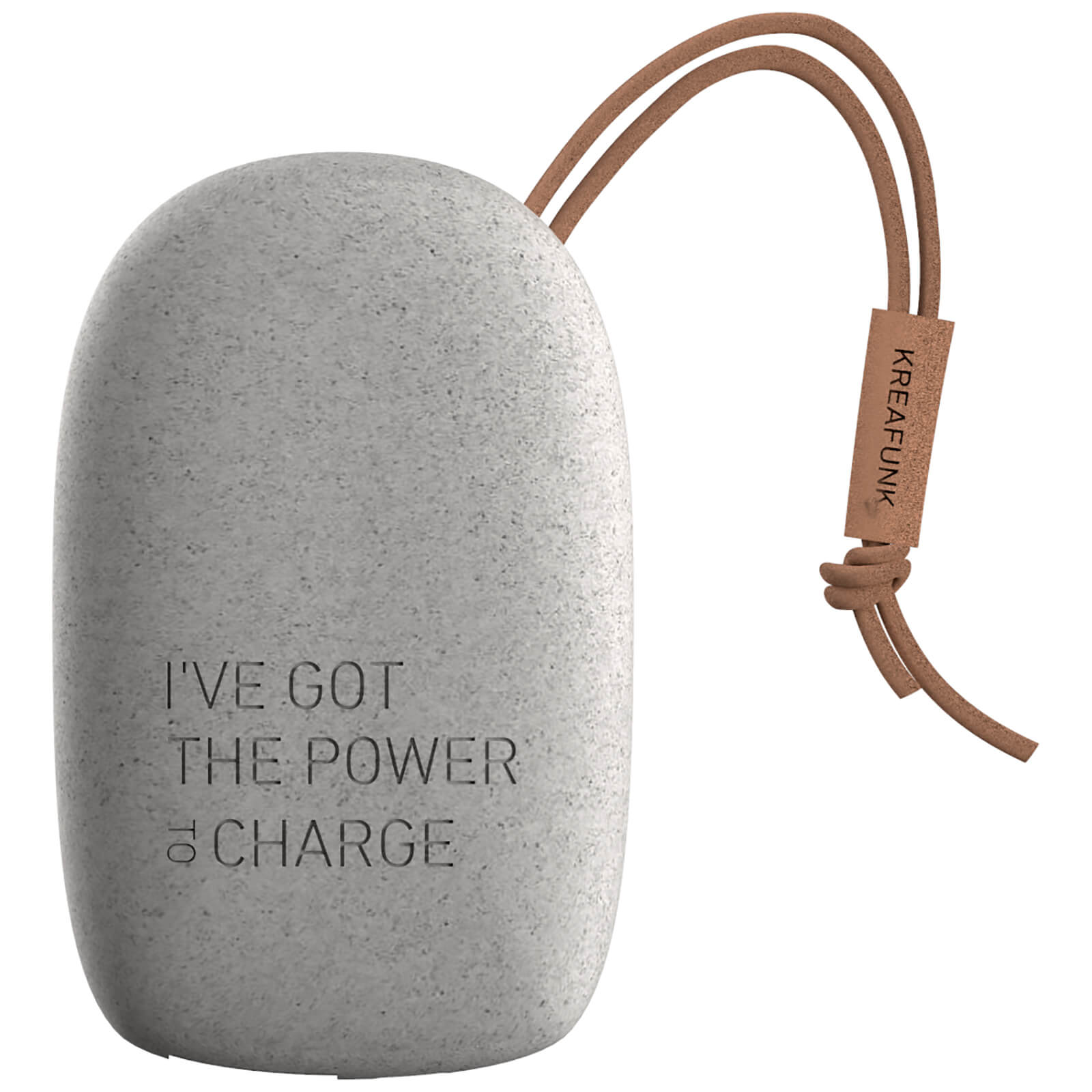 Kreafunk toCHARGE Power Bank - Care Collection