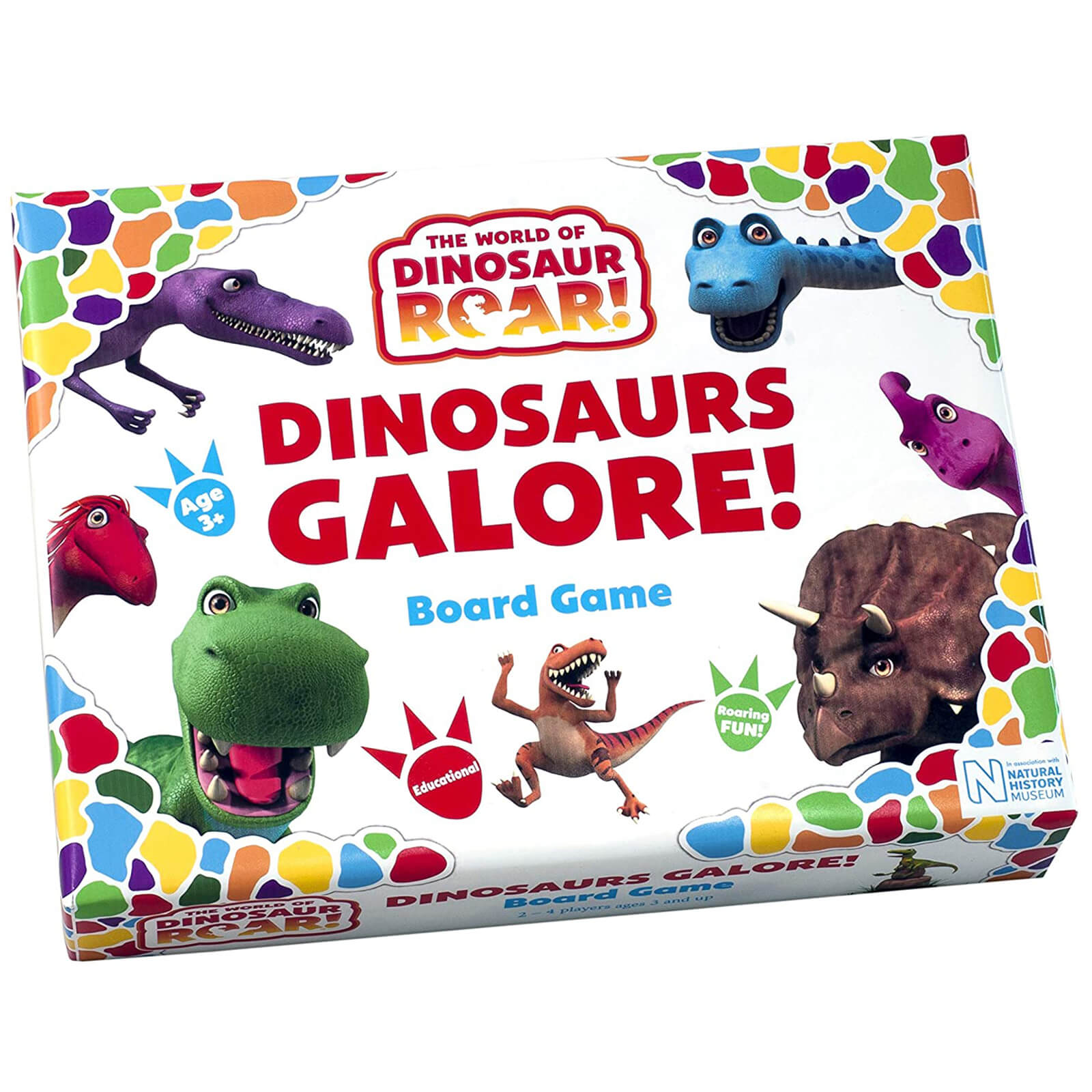 Image of Dino Roar Board Game
