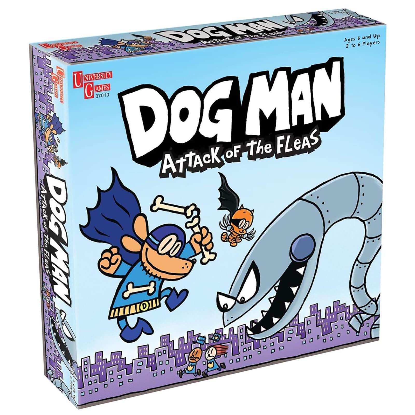 Image of Dogman Board Game