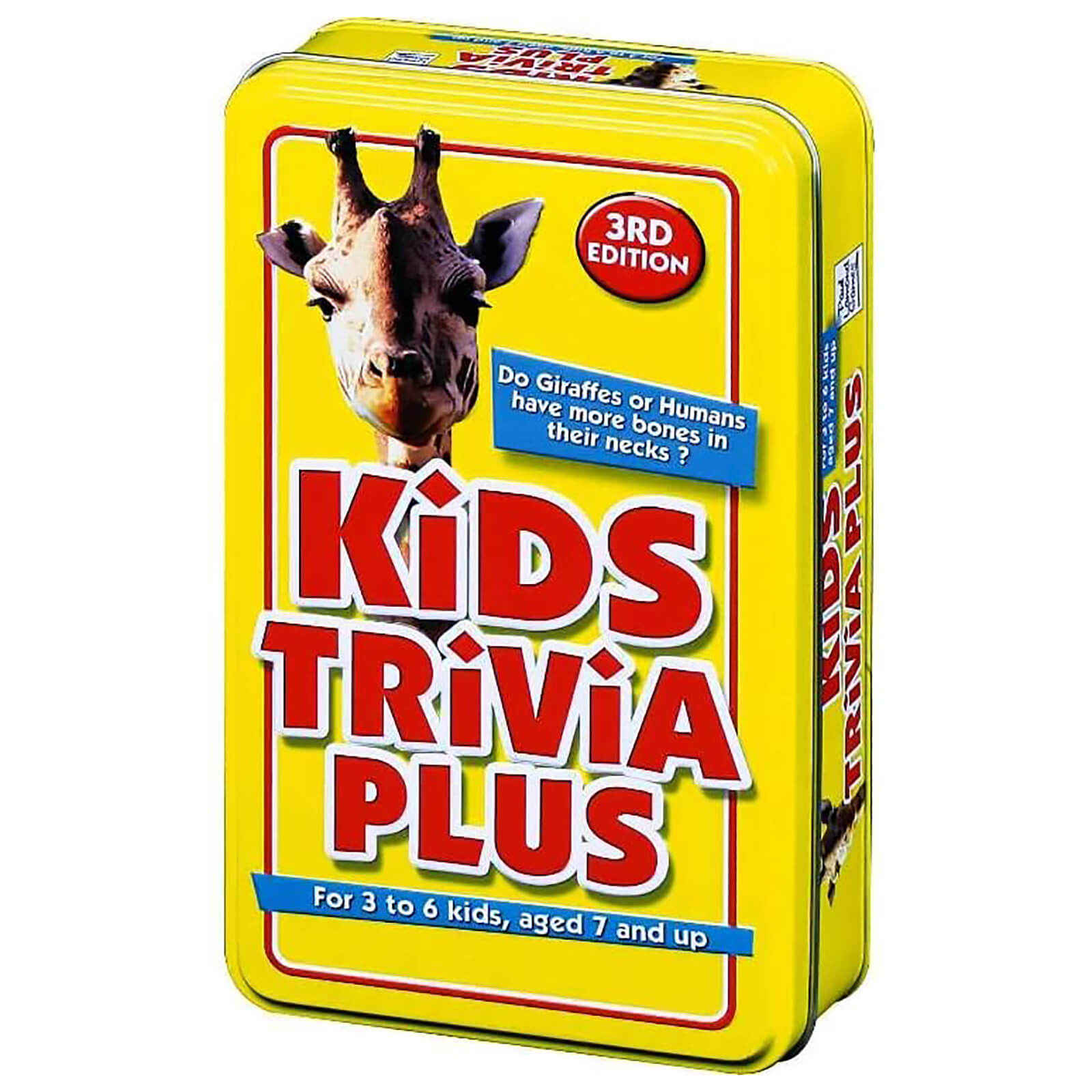 Image of Kids Trivia 3rd Edition Card Game