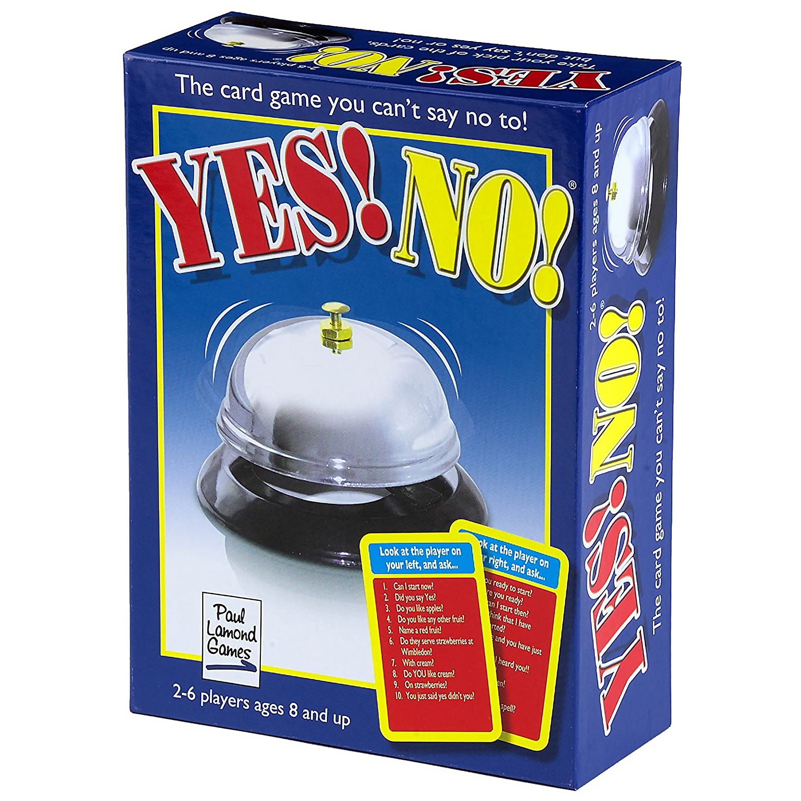 Image of Yes! No! Card Game