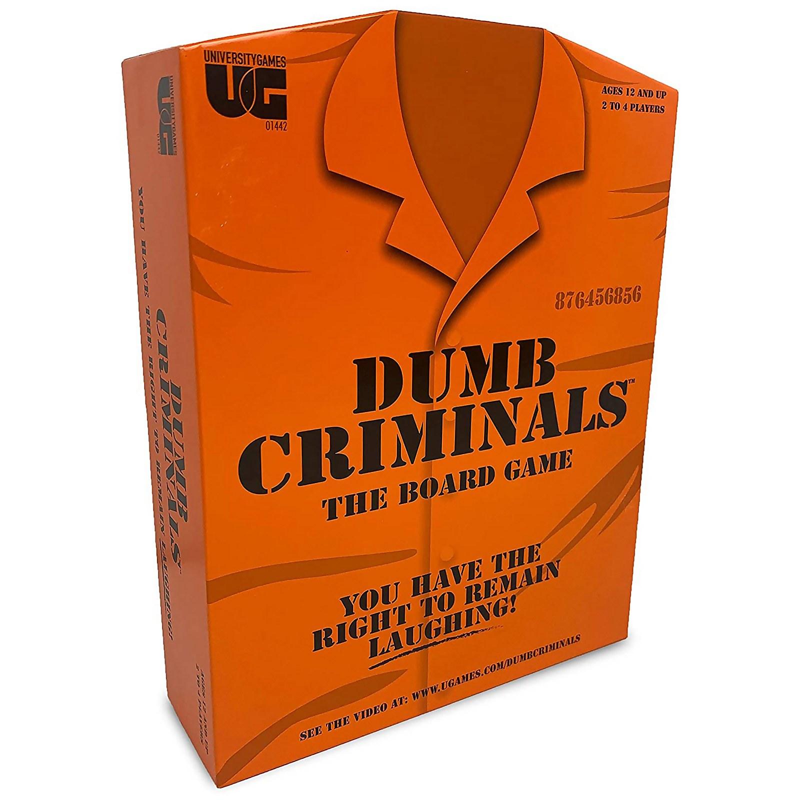 Image of Dumb Criminals Board Game