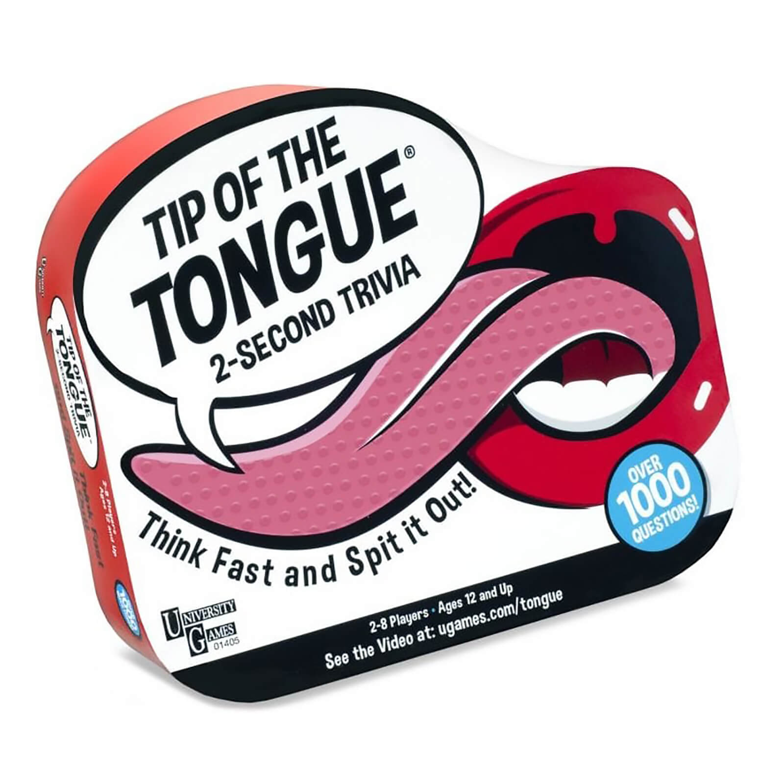 Image of Tip of the Tongue Card Game