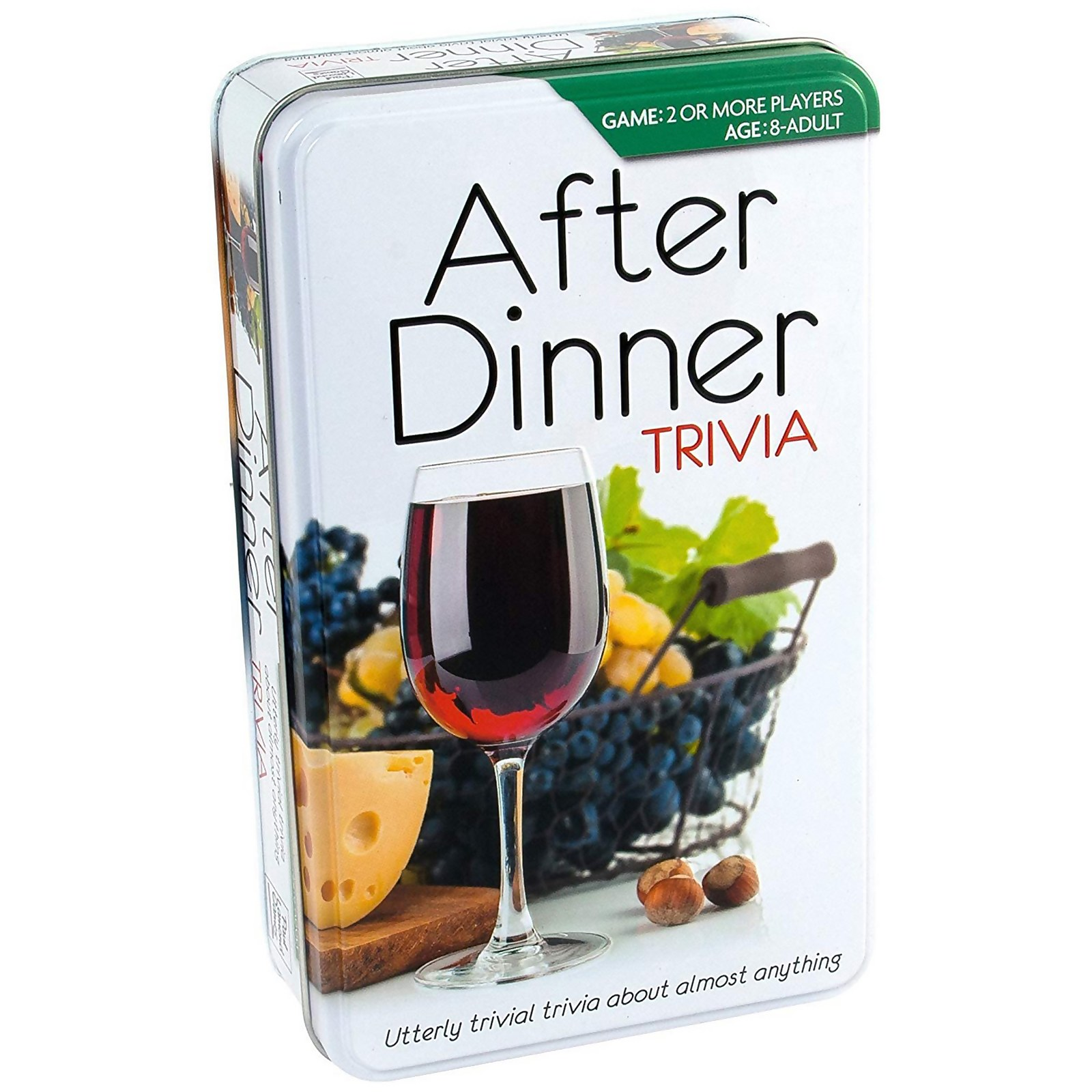 Image of After Dinner Trivia Card Game