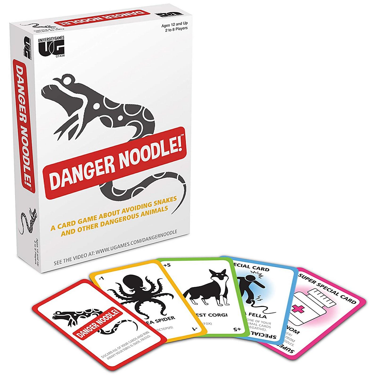 Danger Noodle Card Game