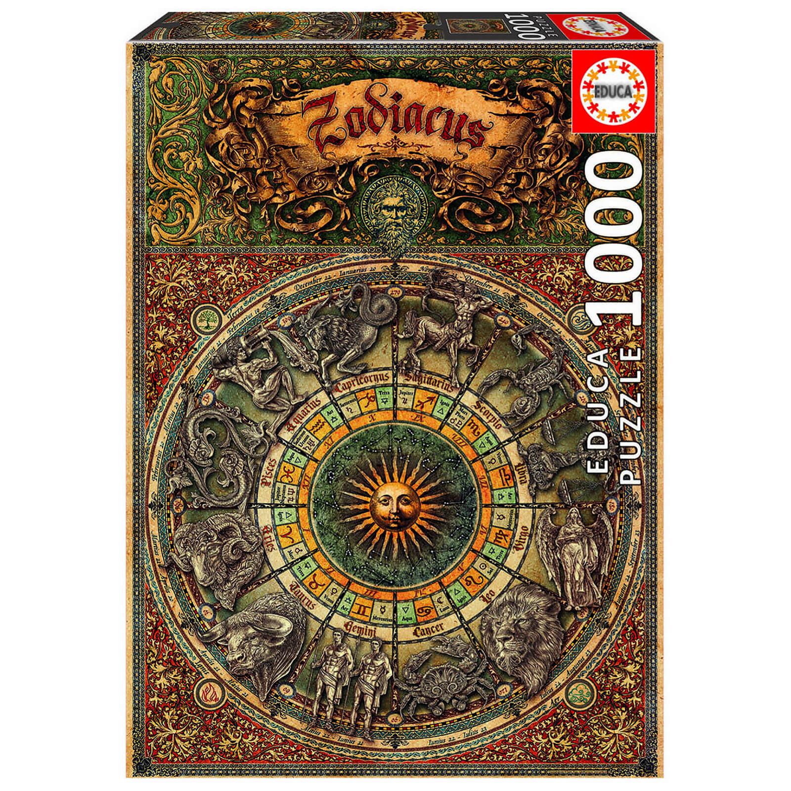 Image of Zodiac Jigsaw Puzzle (1000 Pieces)