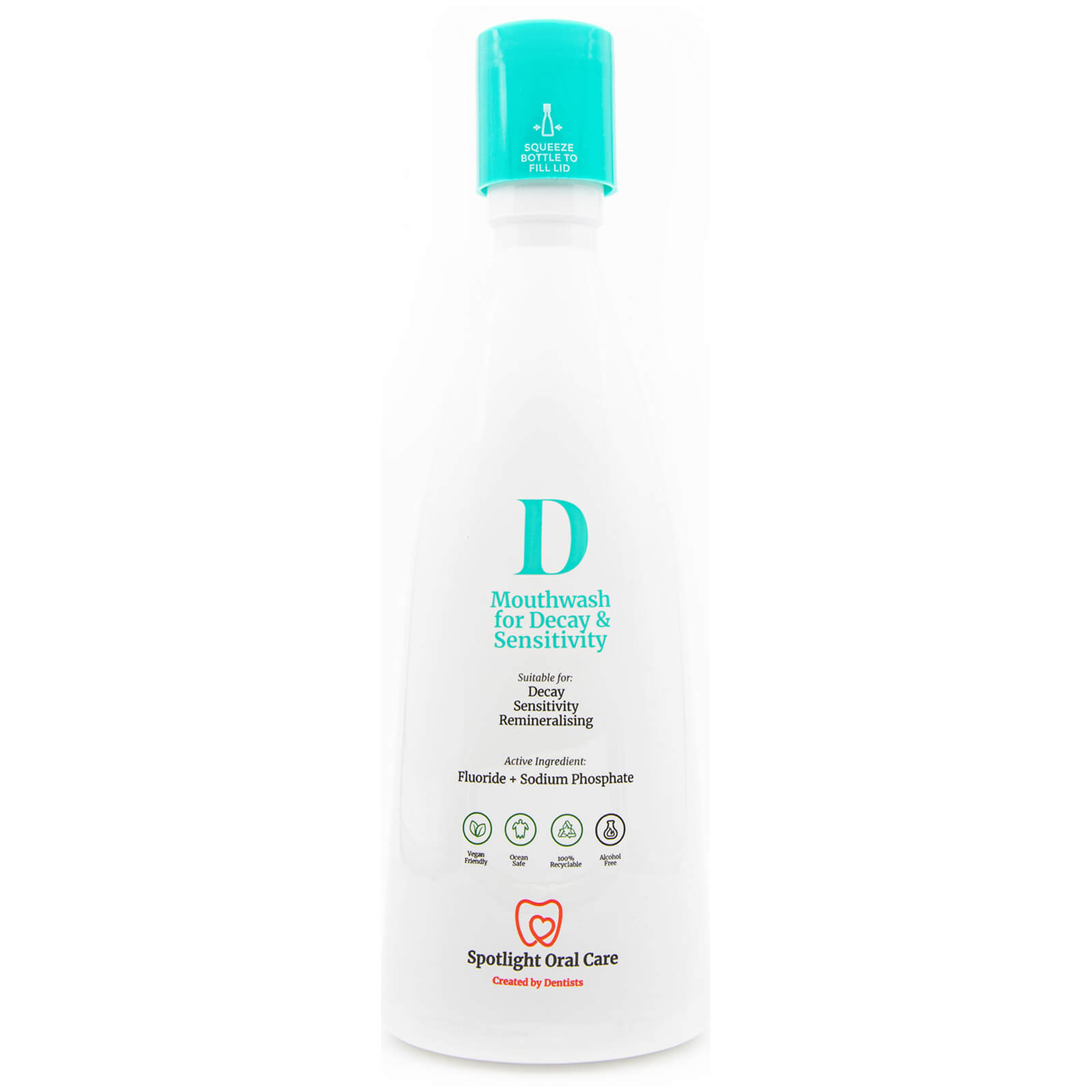 Spotlight Oral Care Mouthwash for Decay 500ml
