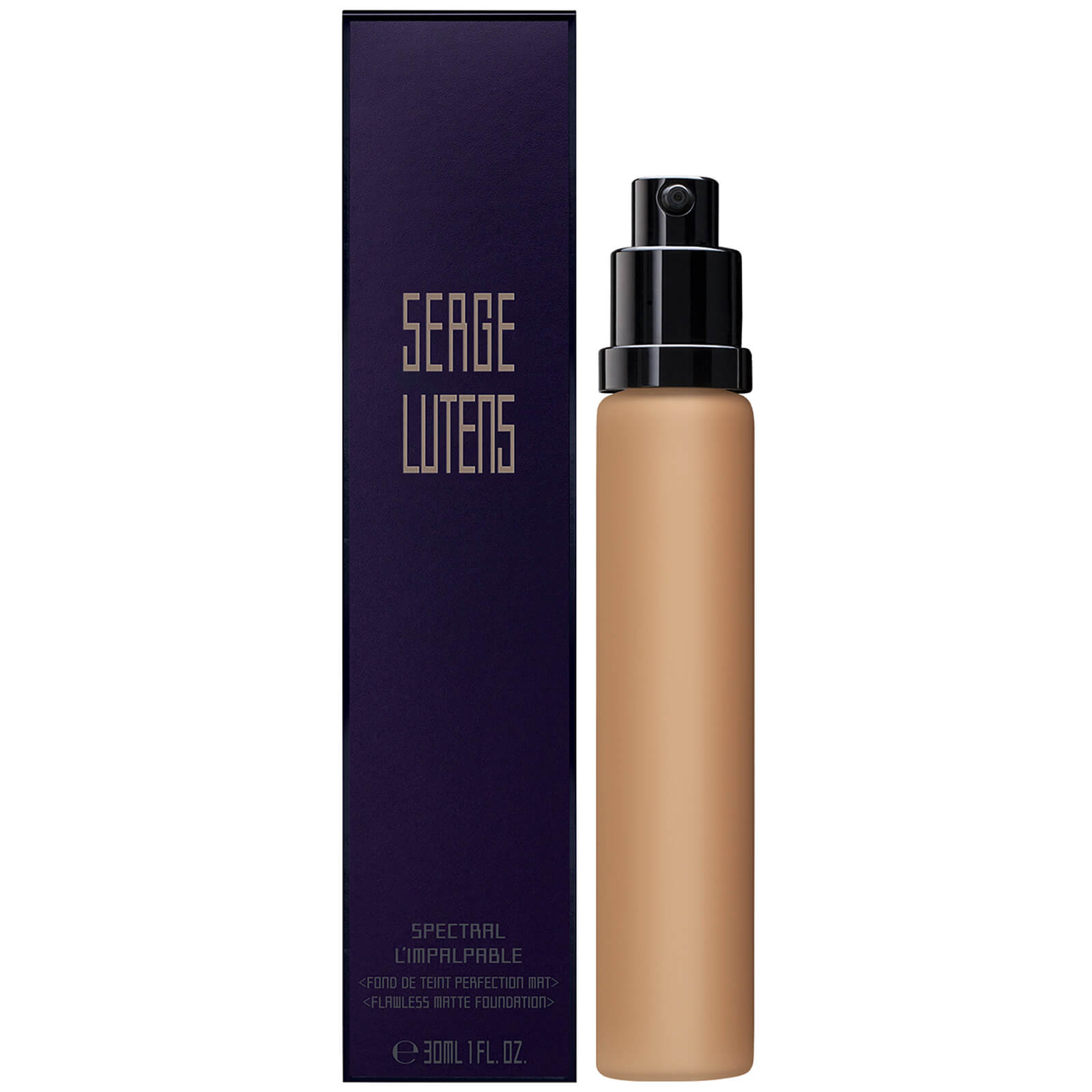 Serge Lutens Spectral Fluid Foundation 30ml (Various Shades) - O20