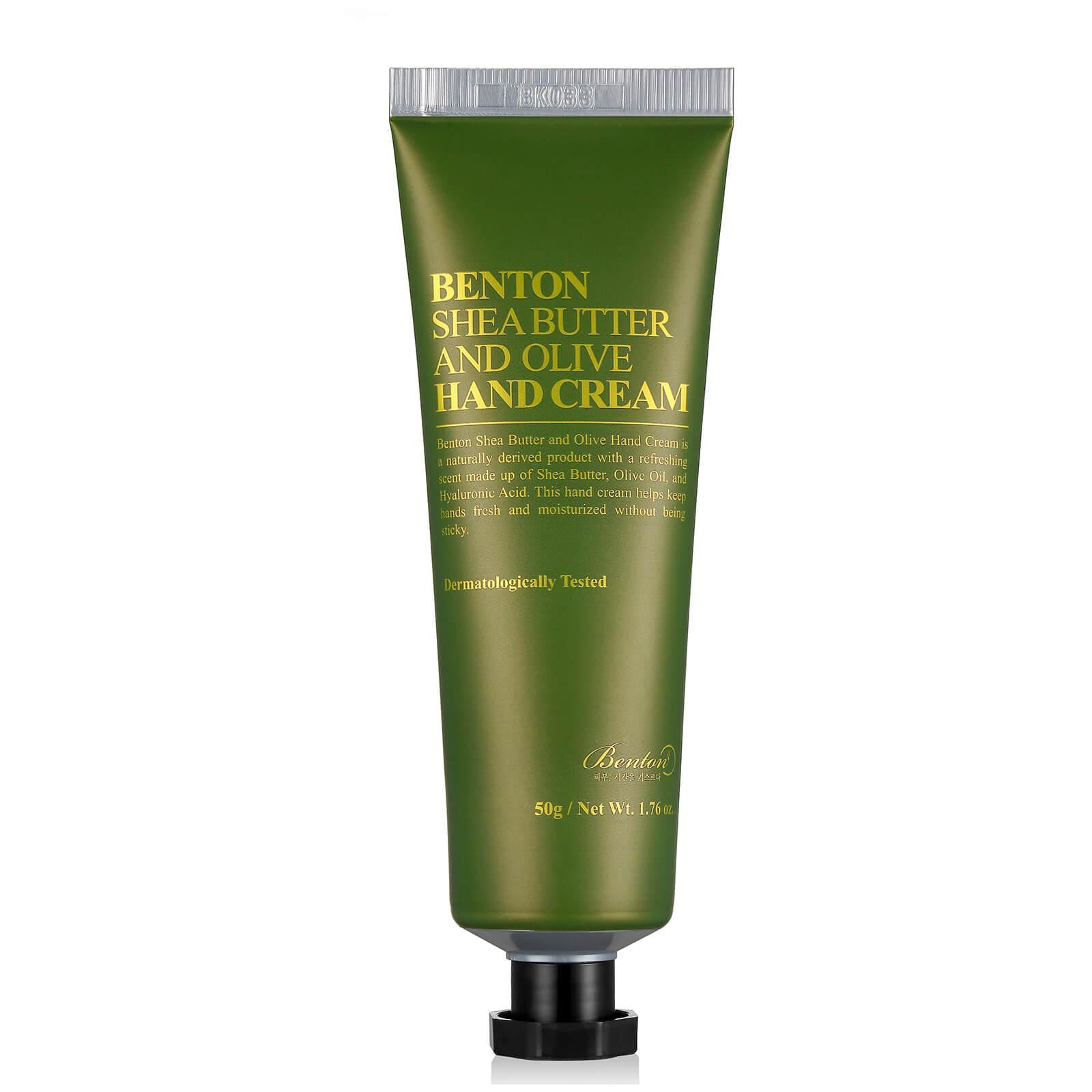 Купить Benton Shea Butter & Coconut and Olive Hand Cream 50ml