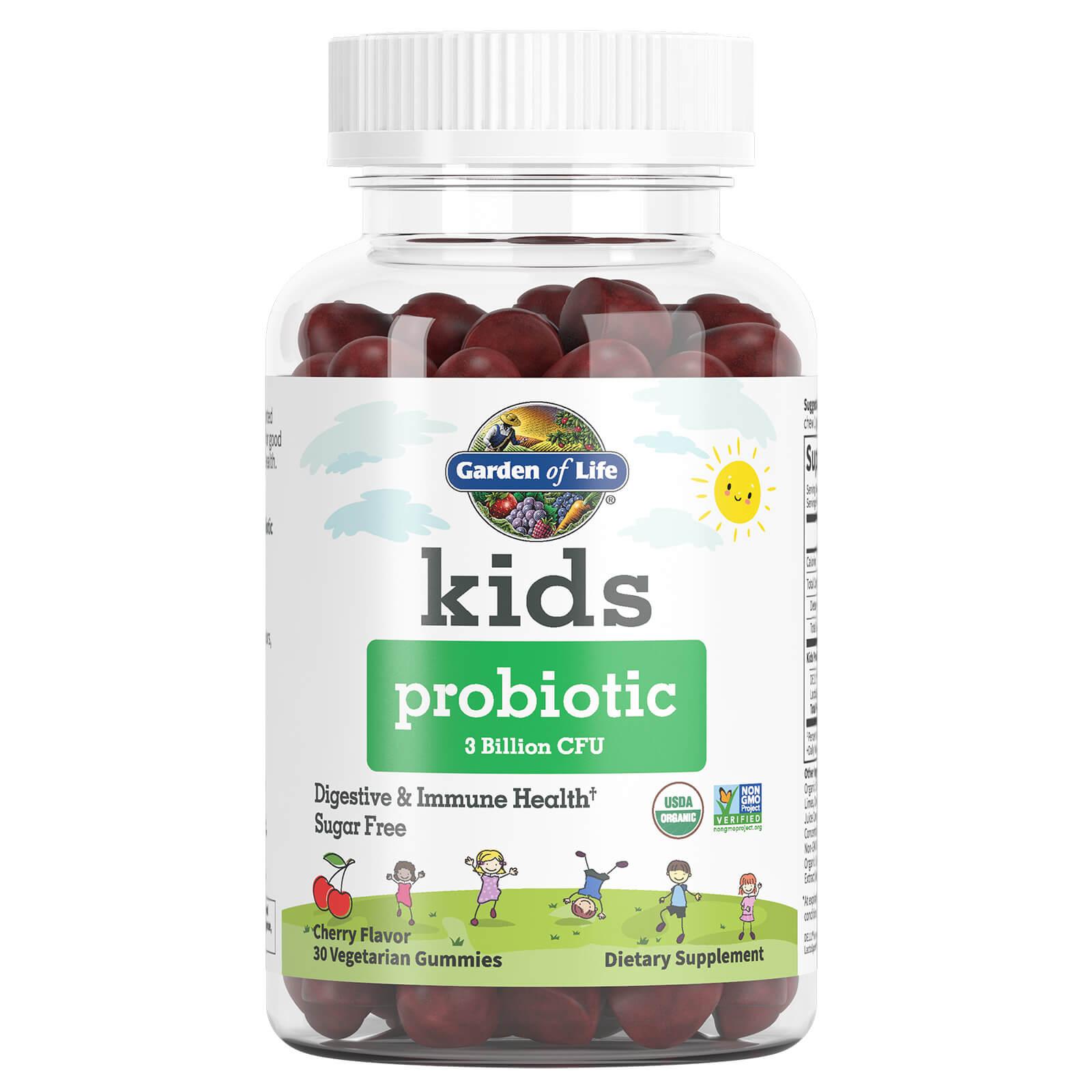 Kids Probiotica 3 miljard kve Kersensmaak - 30 Gummies