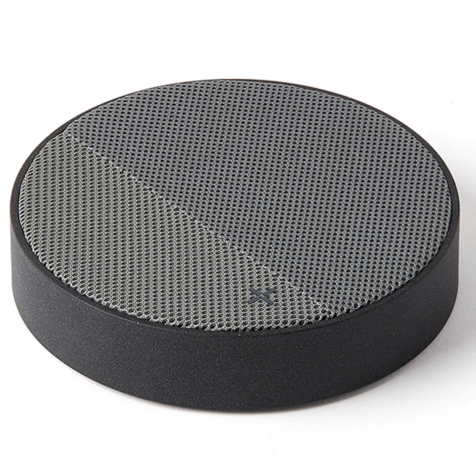Lexon Oslo Energy Wireless Charger and Bluetooth Speaker - Grey