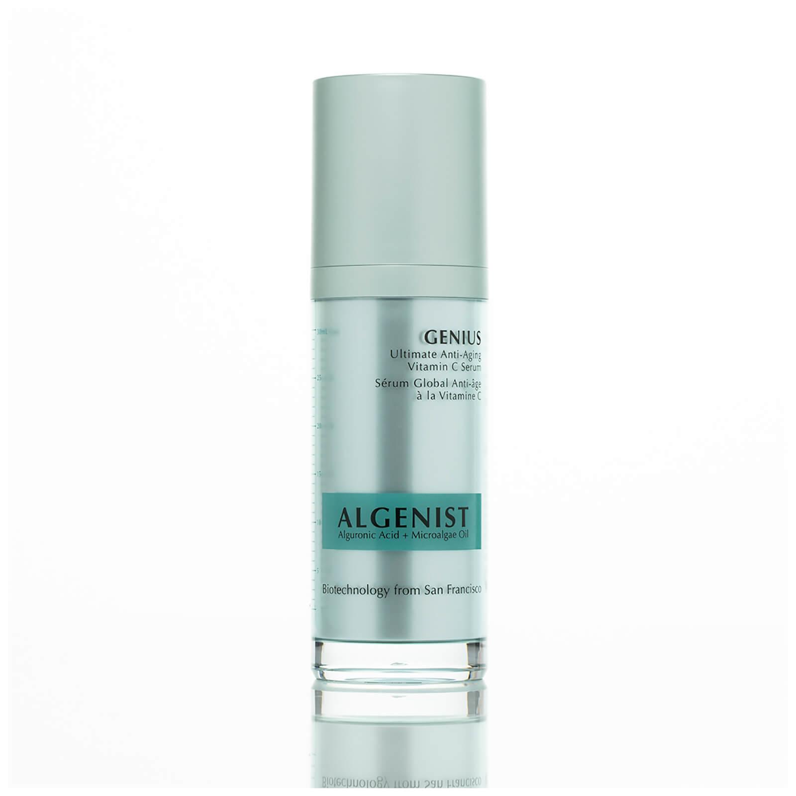 algenist genius ultimate anti-aging vitamin c+ serum 1 fl oz