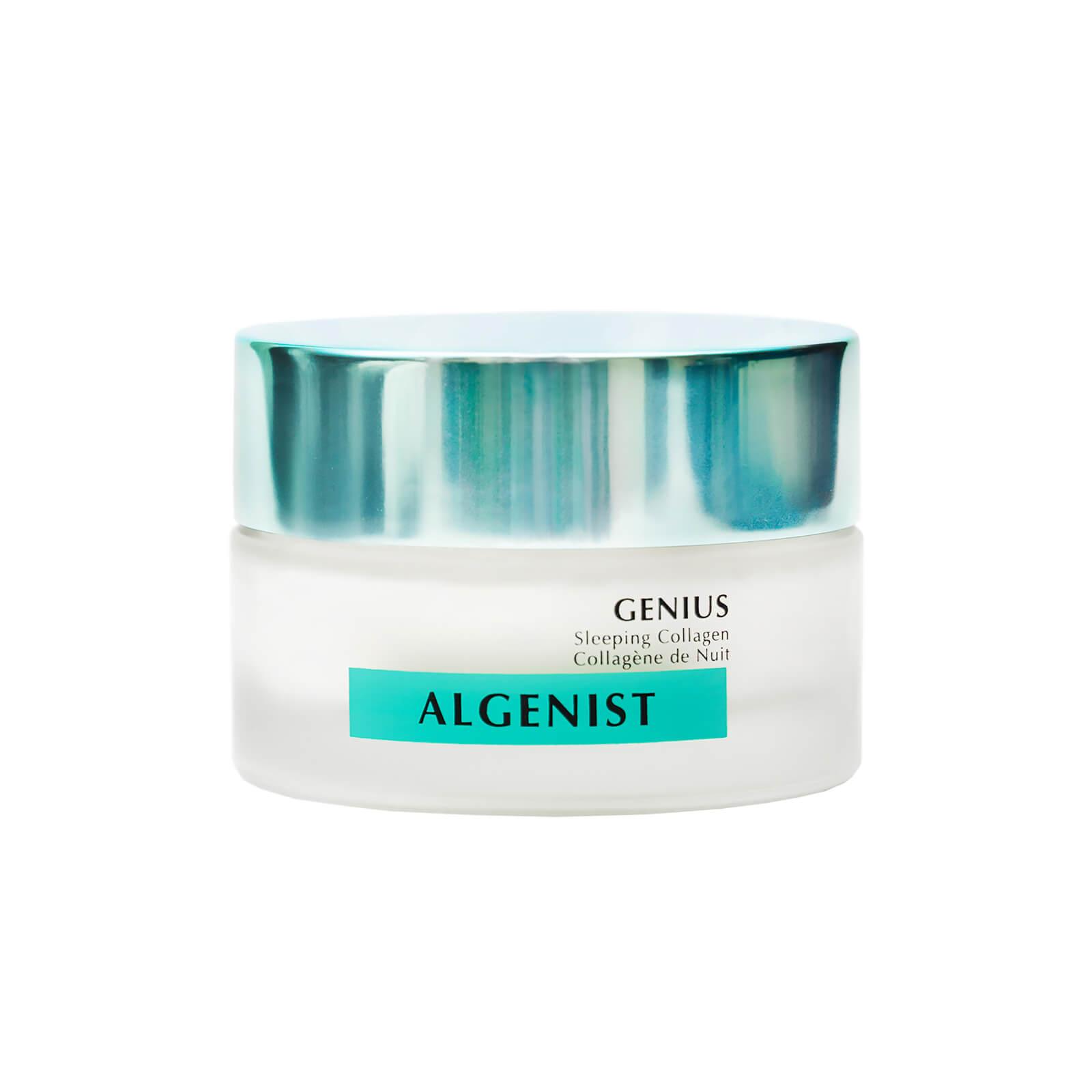 algenist genius sleeping collagen 2 fl oz