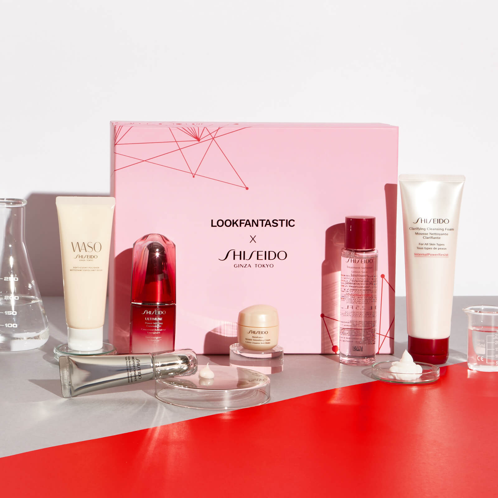 LOOKFANTASTIC X Shiseido Limited Edition