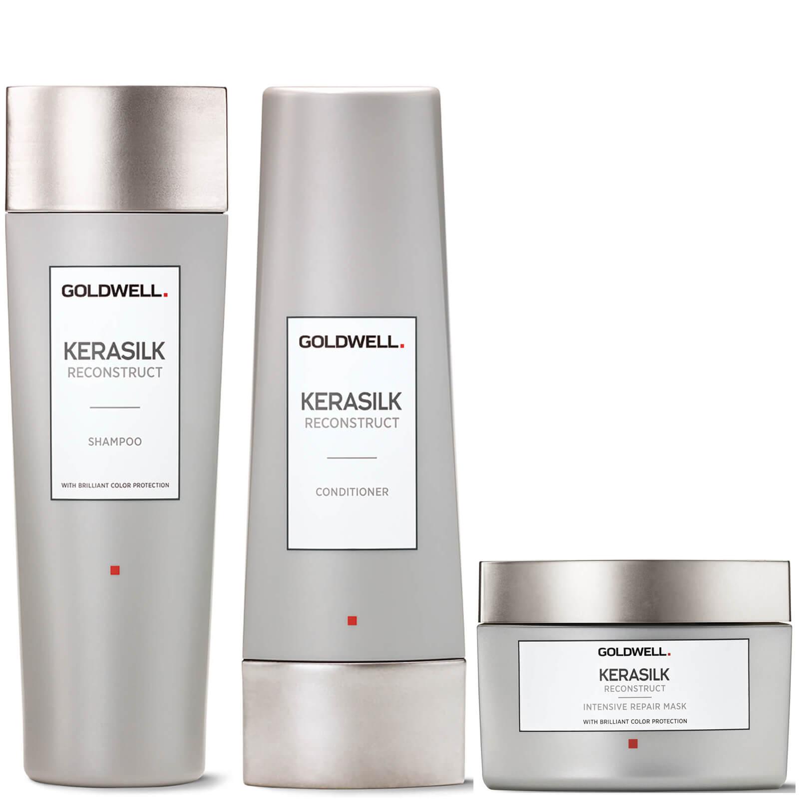 Купить Goldwell Kerasilk Re-Construct Bundle