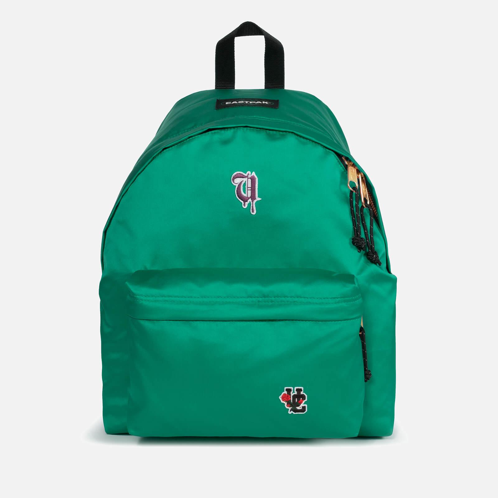 Eastpak Men's X Undercover Padded Pak'R Satin Backpack - Green