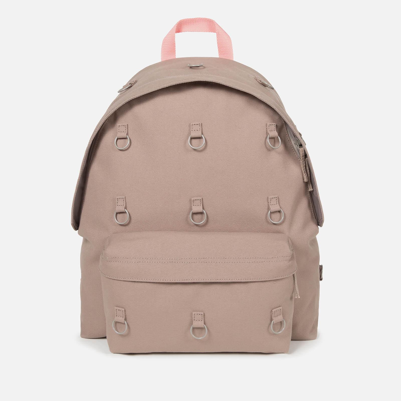 Eastpak Men's X Raf Simons Loop Padded Pak'r Backpack - Grey/Pink