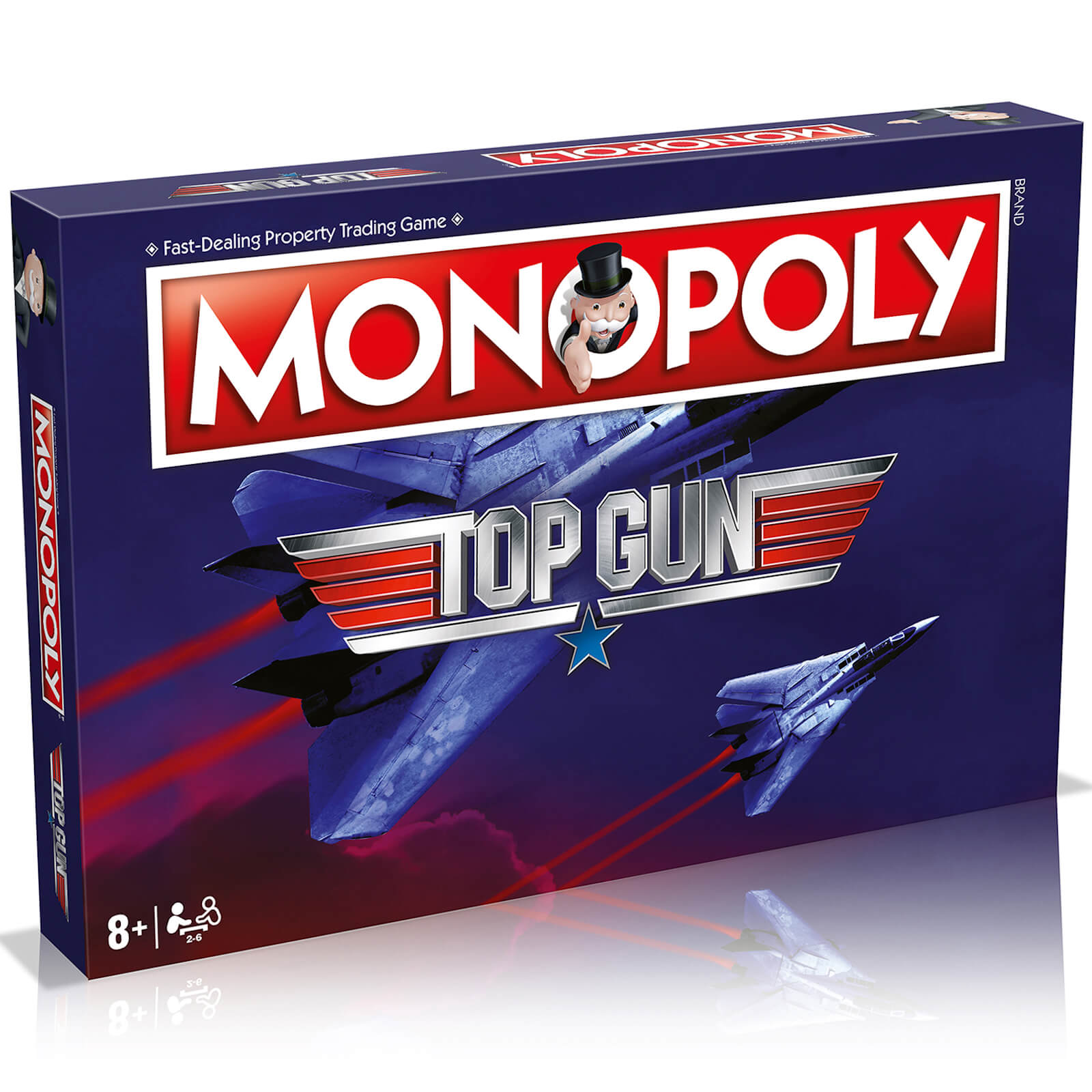 Image of Monopoly Board Game - Top Gun Edition