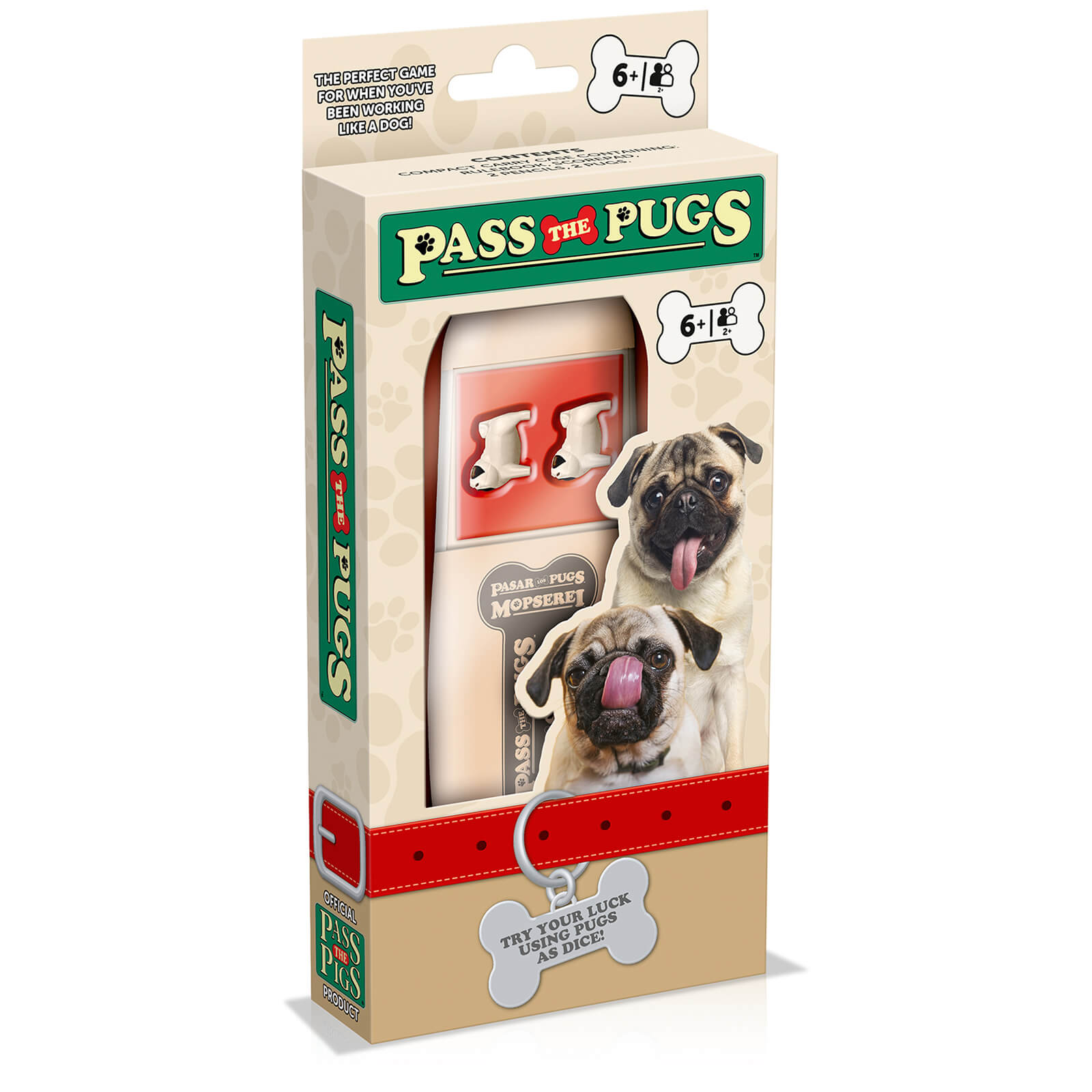 Image of Pass The Pugs Board Game